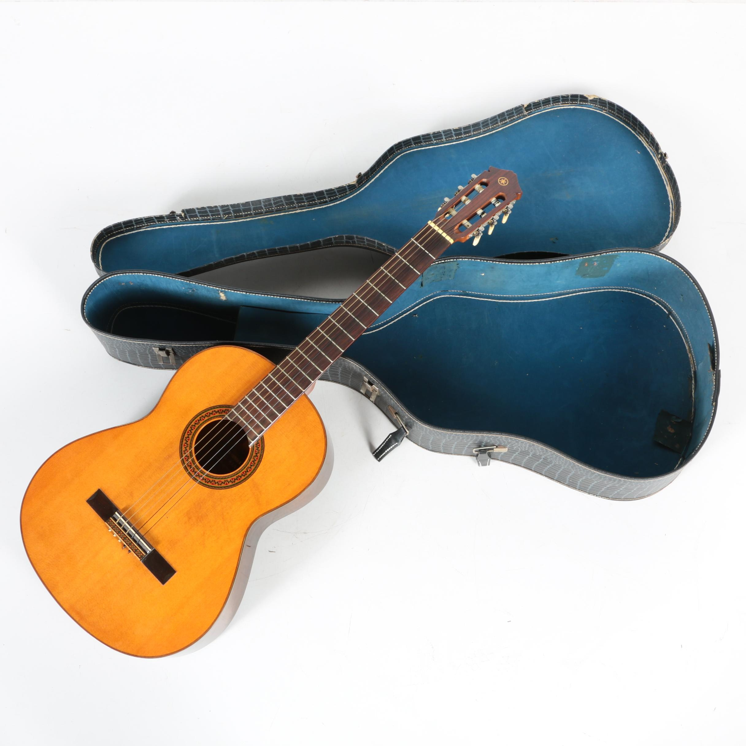 Vintage Yamaha G-85A Acoustic Guitar