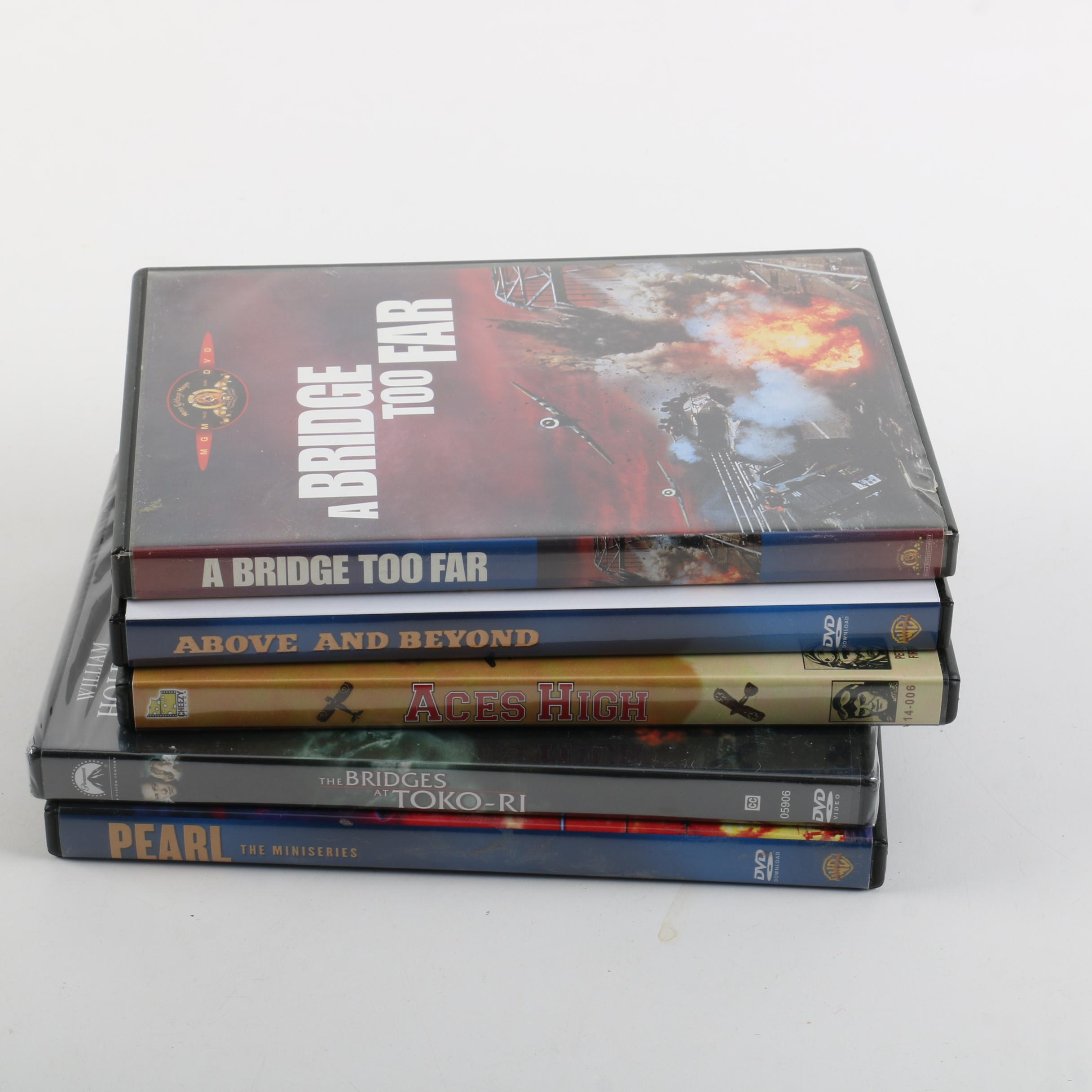 War Films DVD Collection