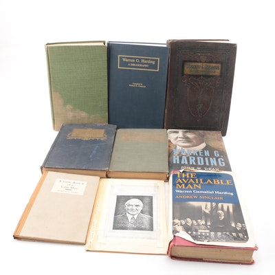 Books on President Warren G. Harding