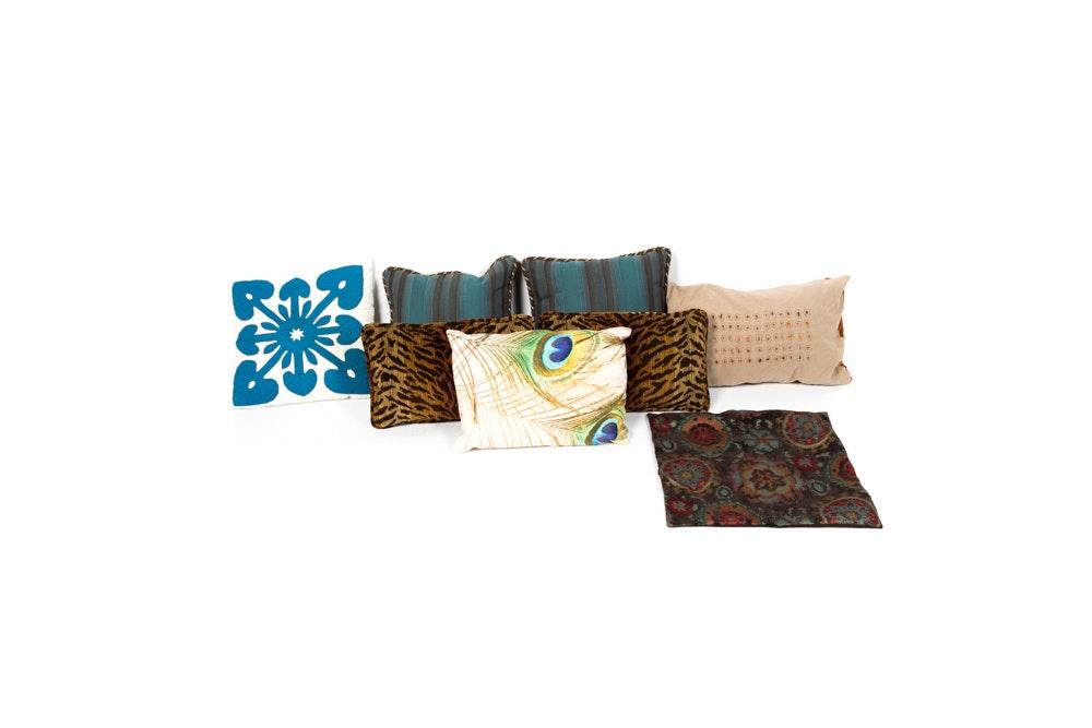 Assortment of Pillows