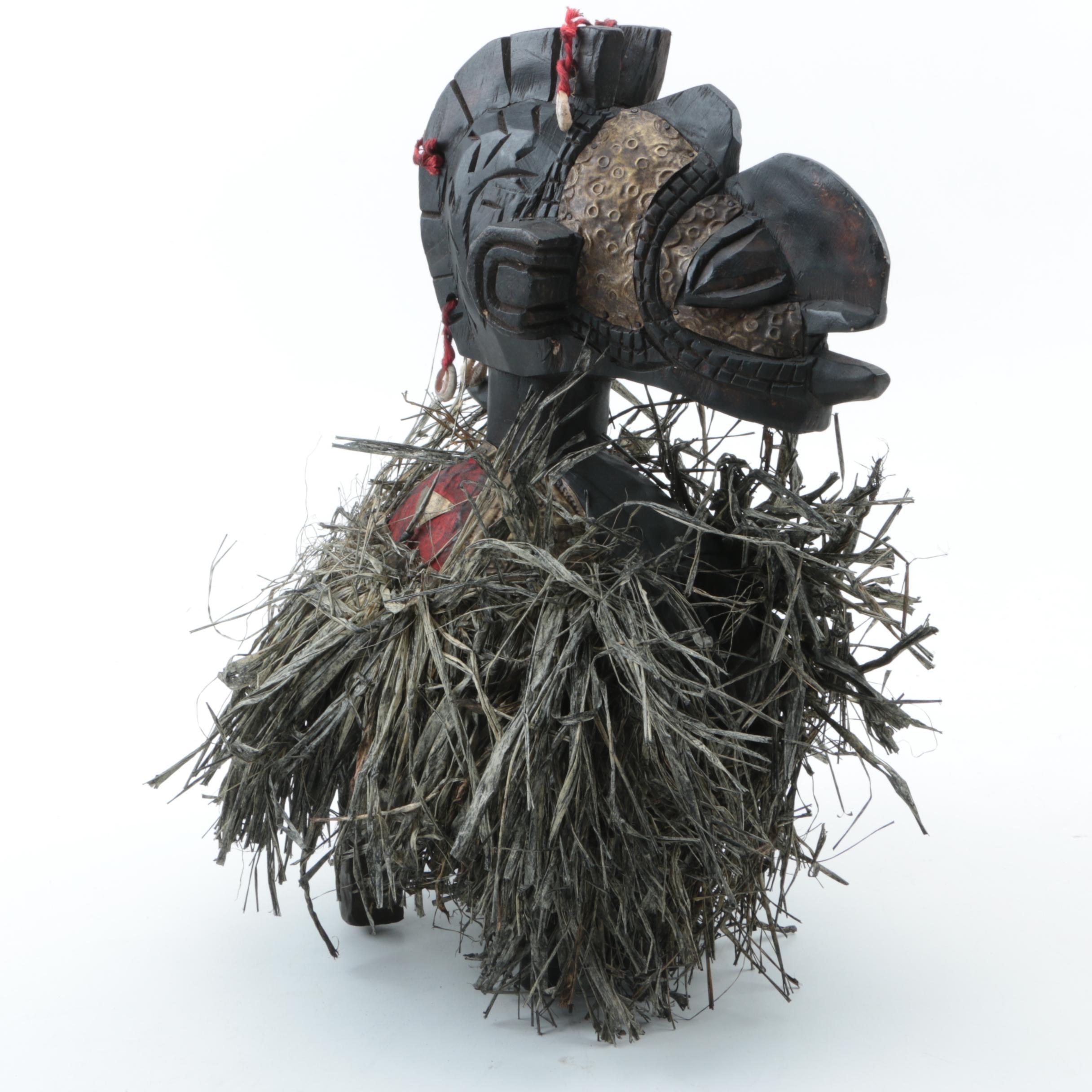Baga Nimba Shoulder Mask
