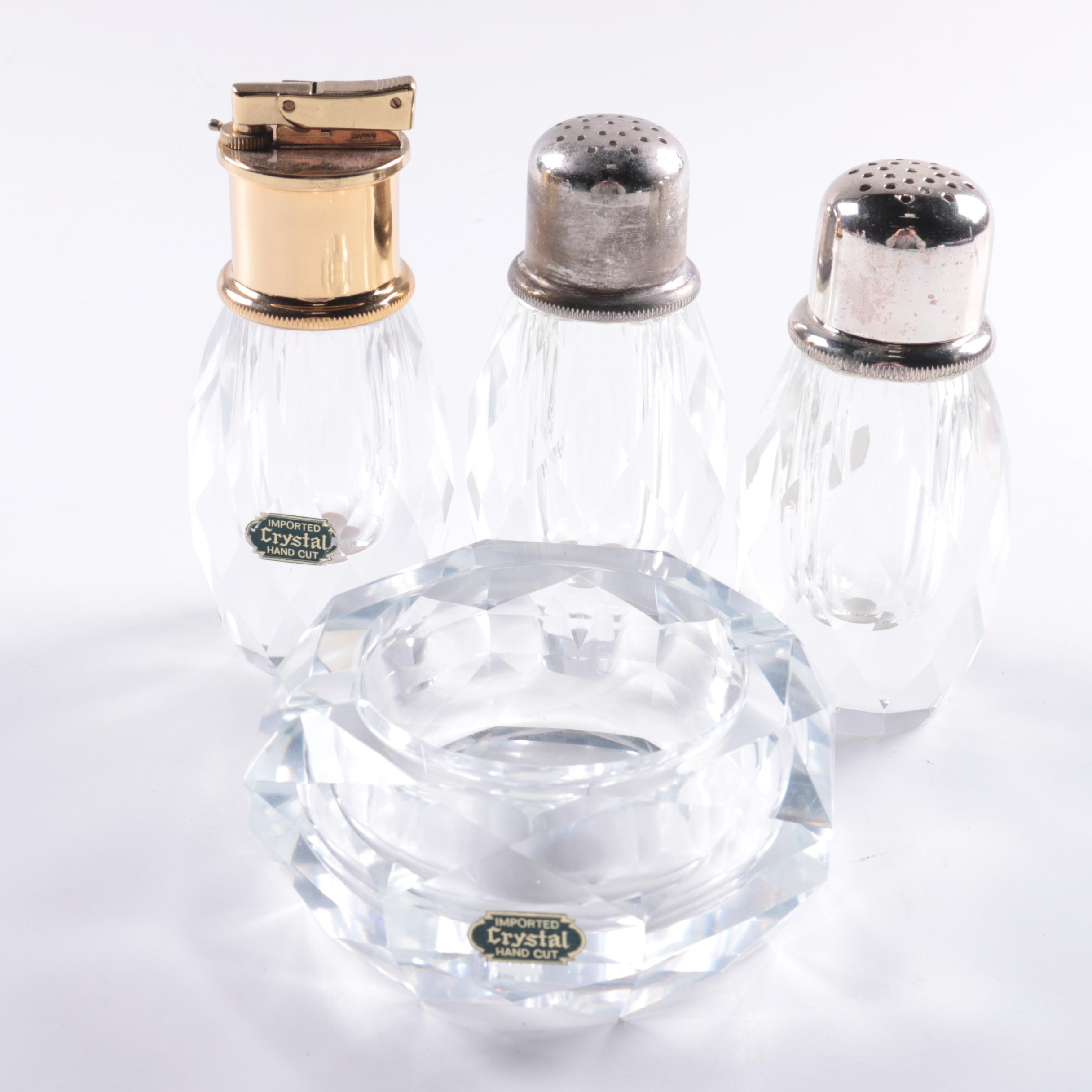 Collection of Post House Crystal Tableware