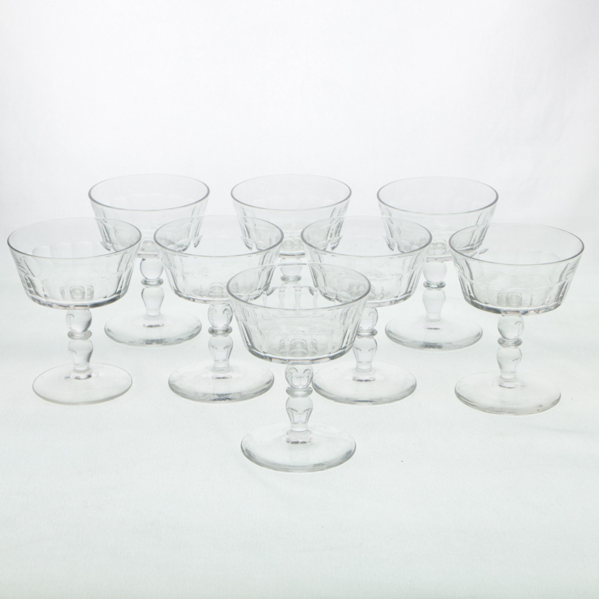Collection of Cocktail Glasses