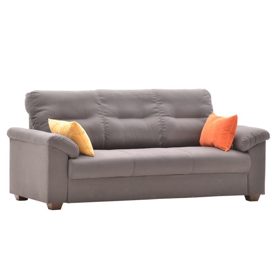 Ikea knislinge sofa embling of knislinge black sofa from for Ikea knislinge sofa review