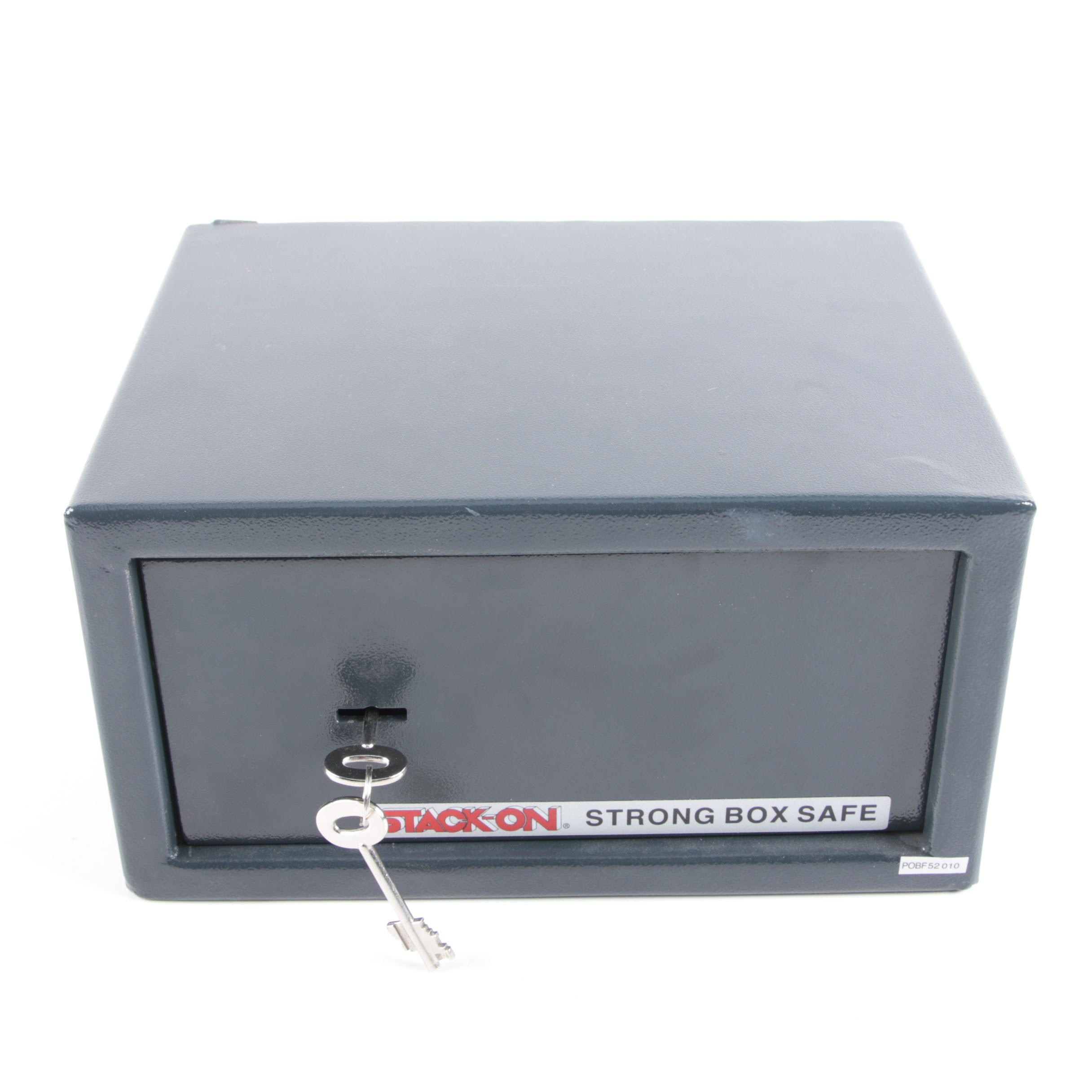 Stack-On Strong Box Safe