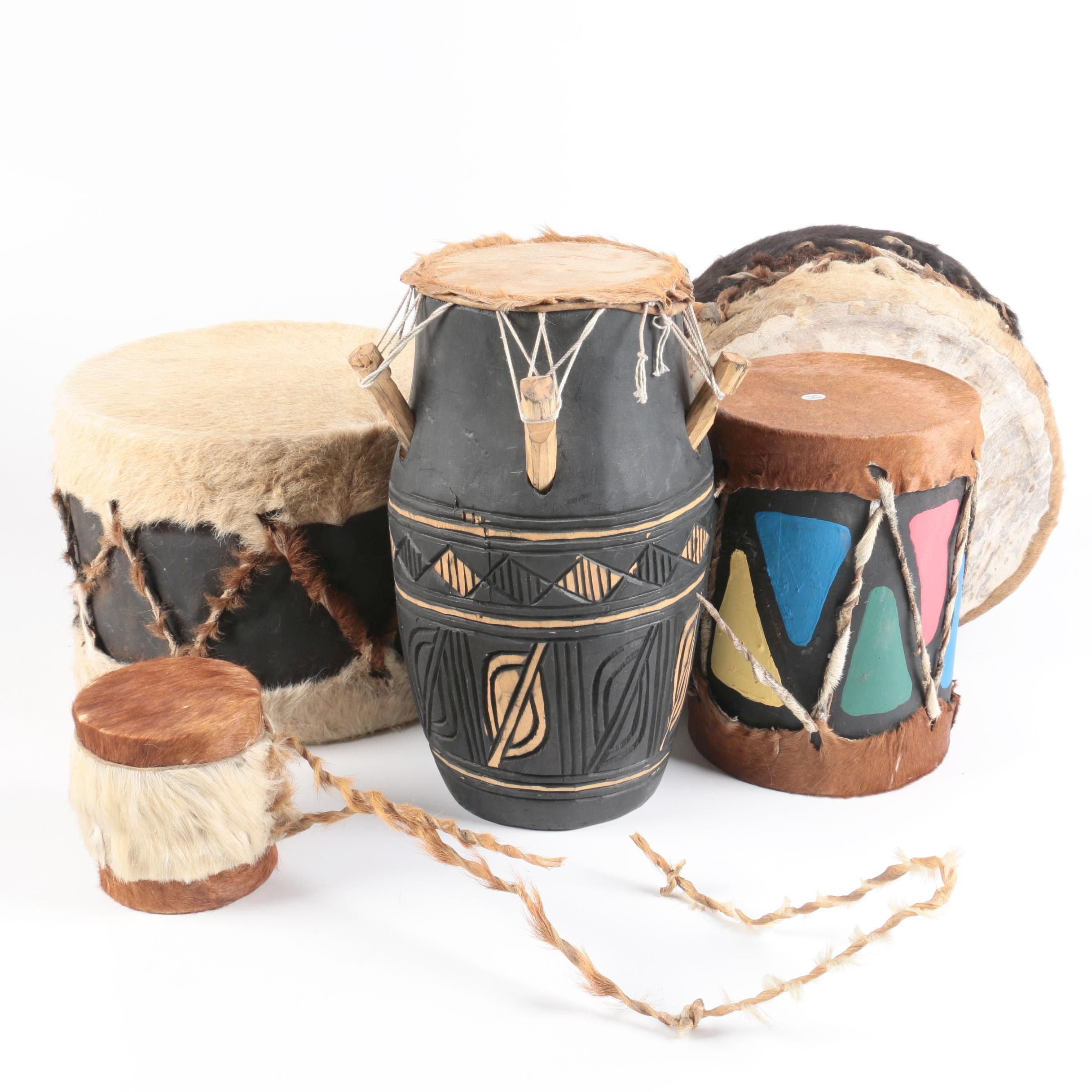 South African Style Drums