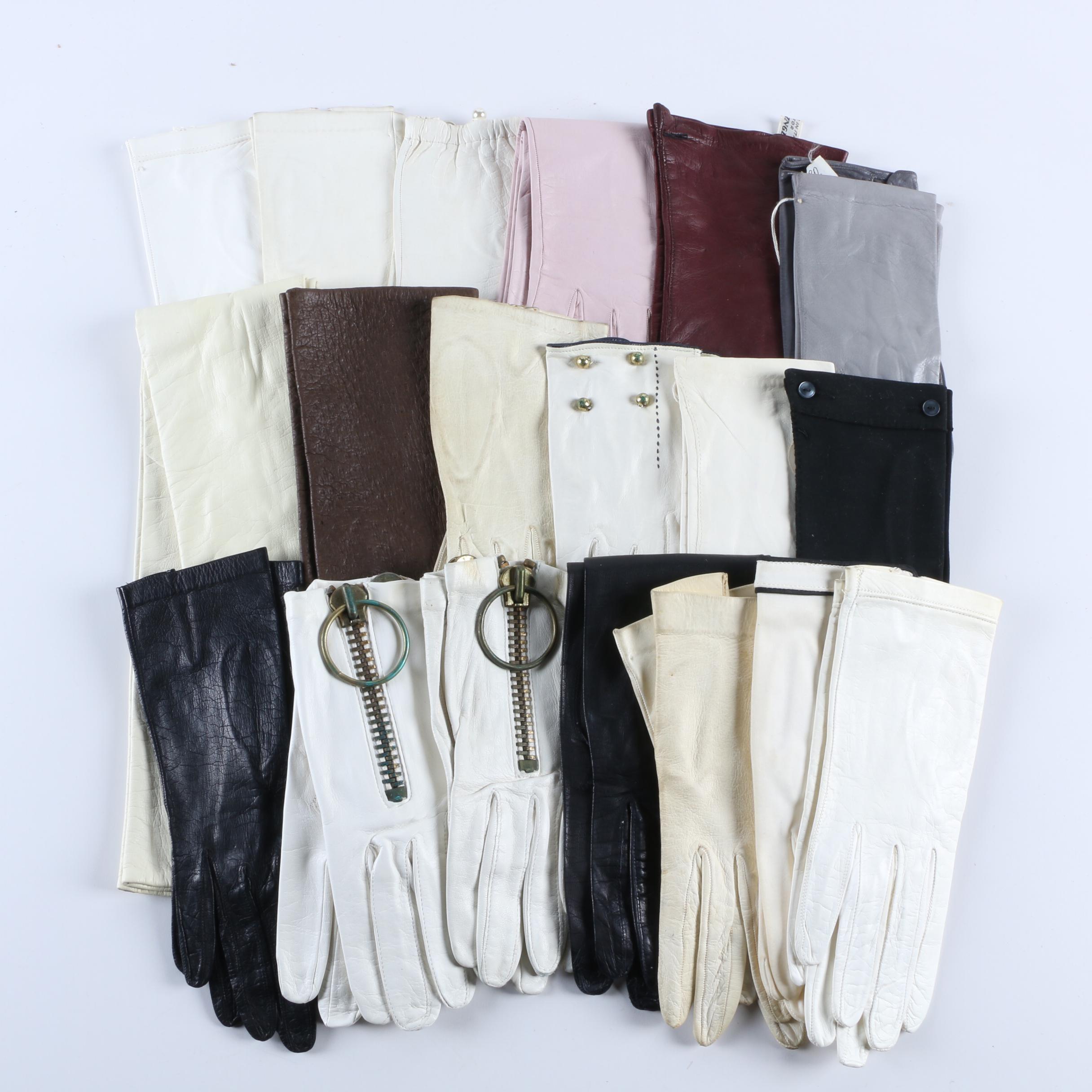 Women's Vintage Fashion Gloves