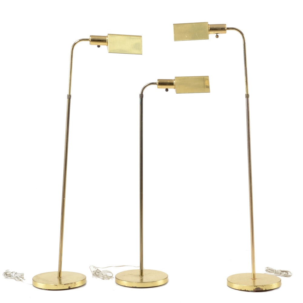 Collection of Mid Century Modern Floor Lamps