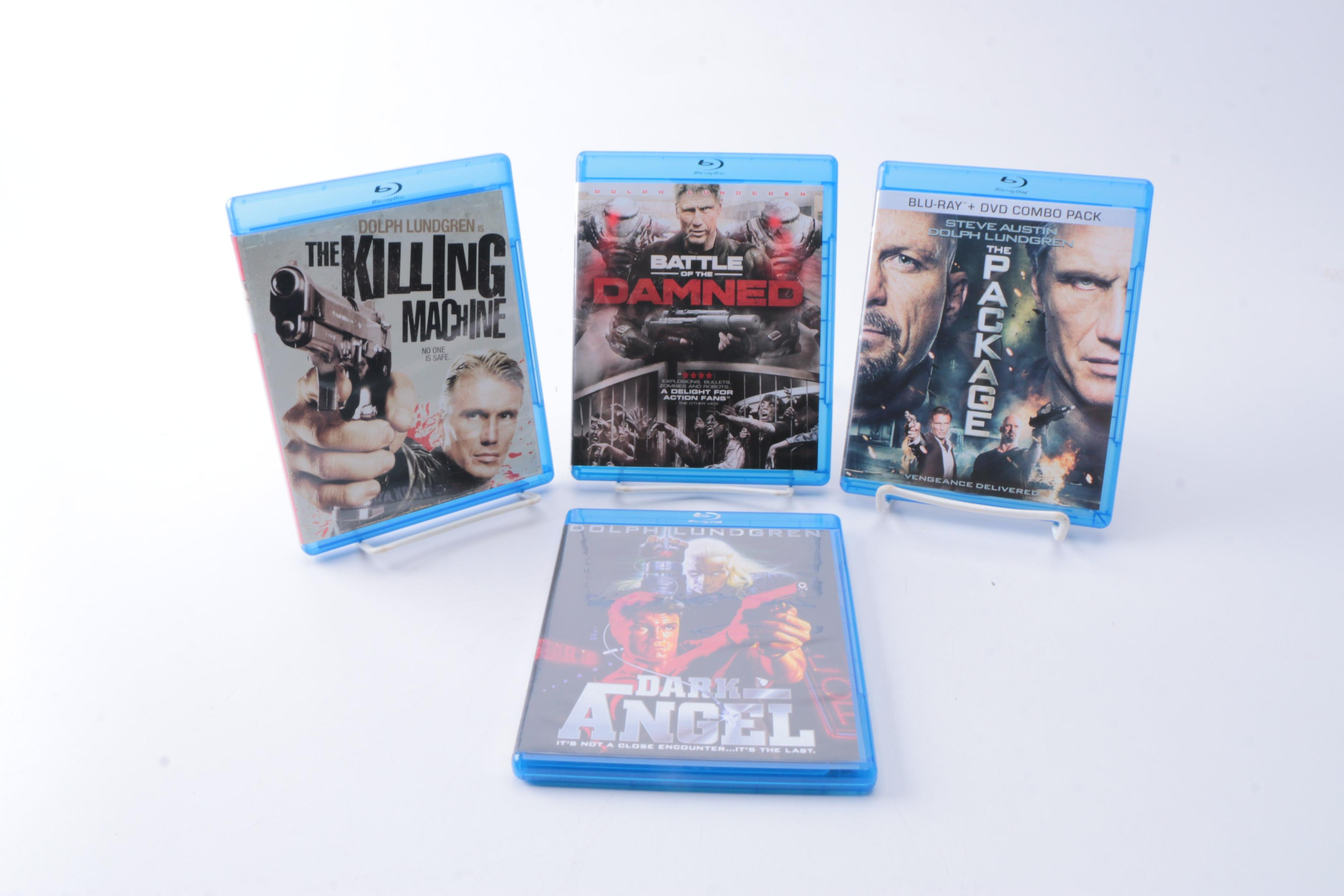 Dolph Lundgren Films On Blu-ray Discs