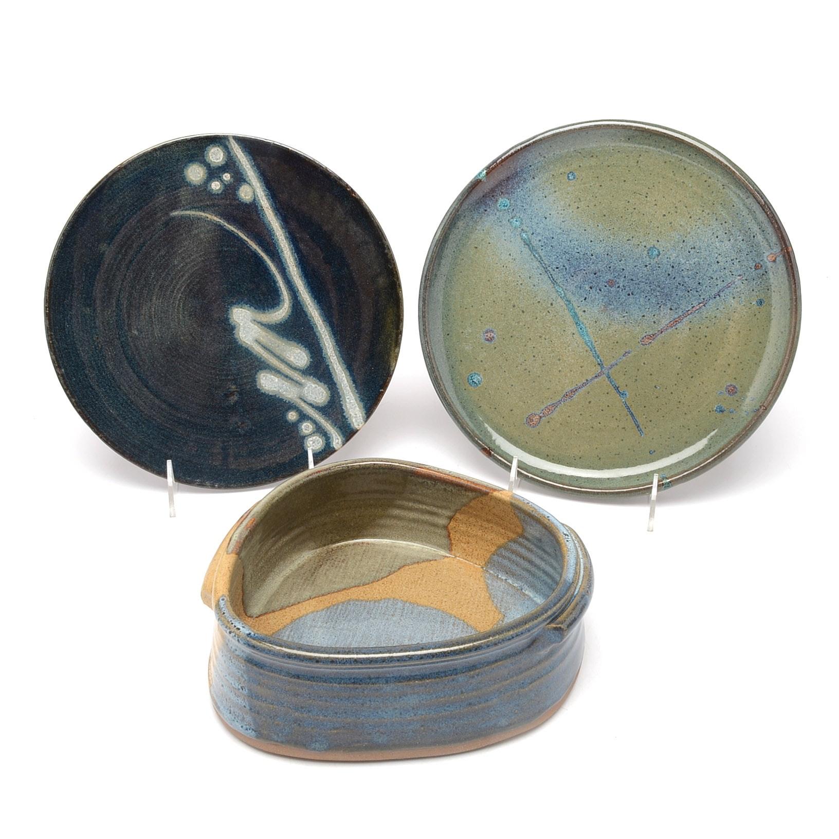 Collection of Artisan Ceramics
