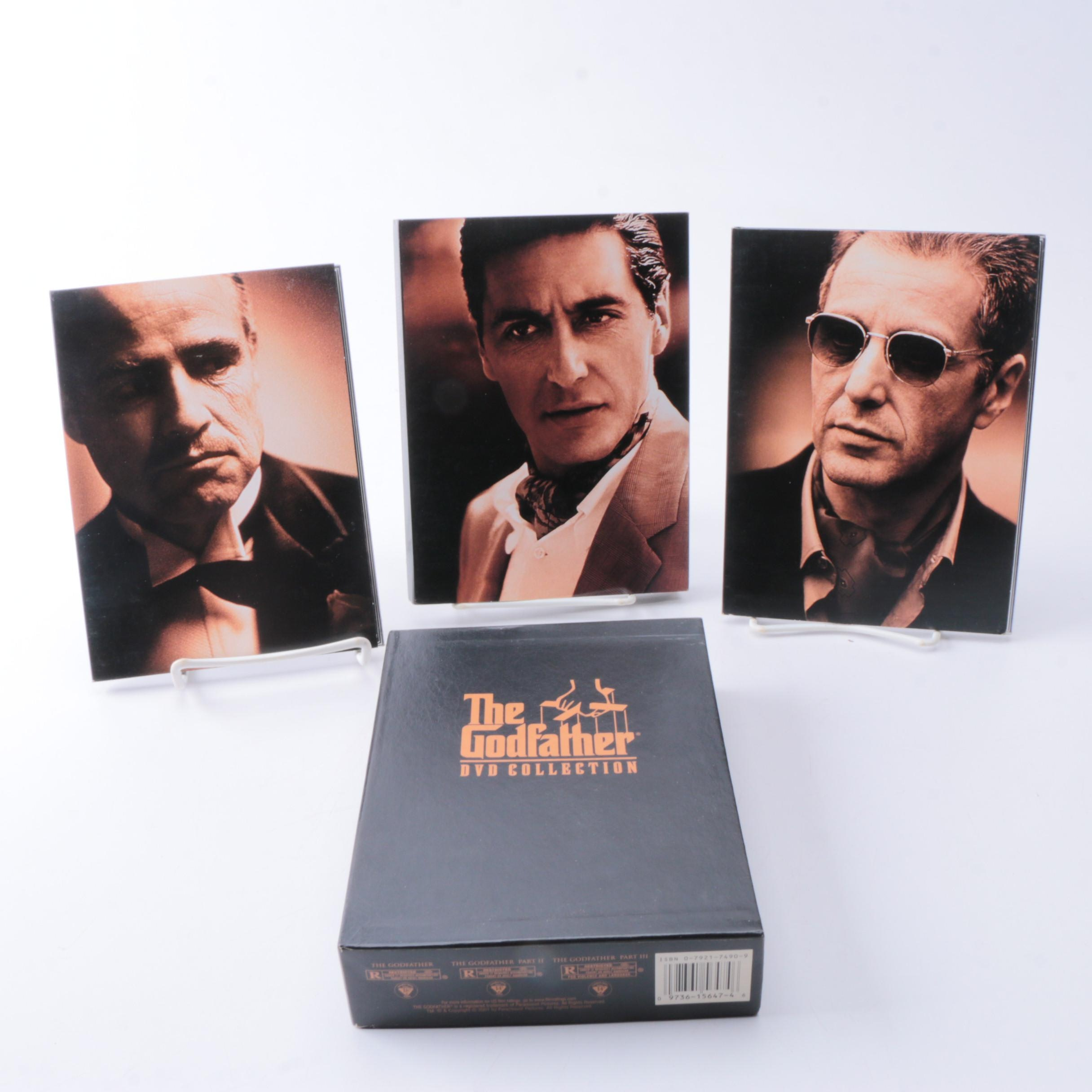 """""""The Godfather DVD Collection"""" Box Set"""