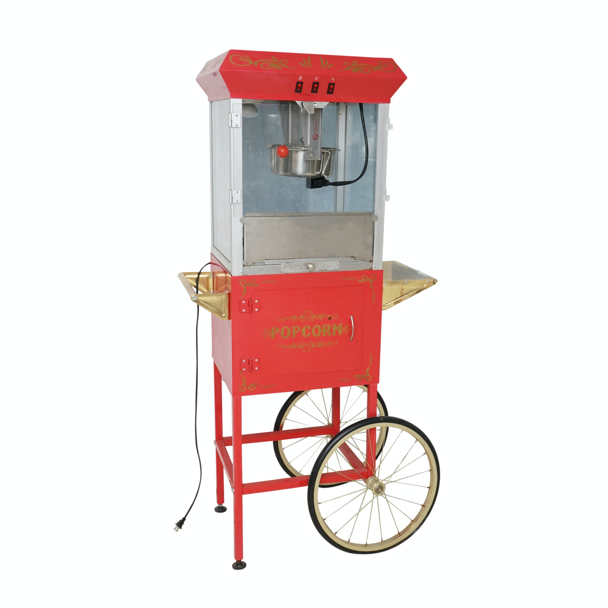 Elite Cuisine Popcorn Machine