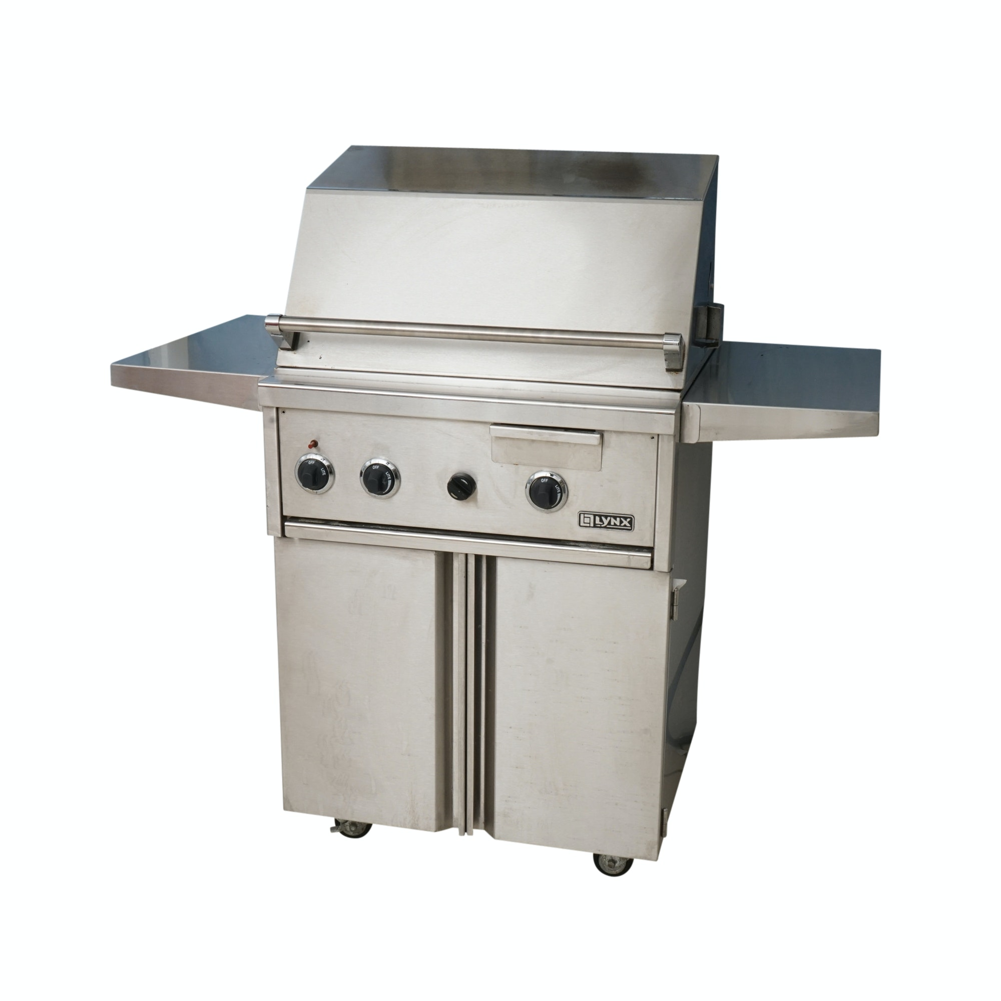 Lynx B9-2-7FR Stainless Steel Gas Grill