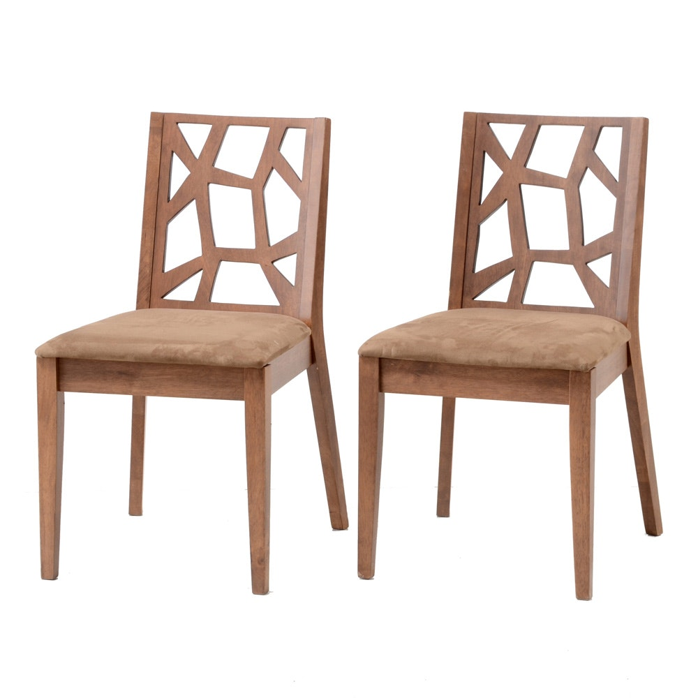Contemporary Modern Style Side Chairs