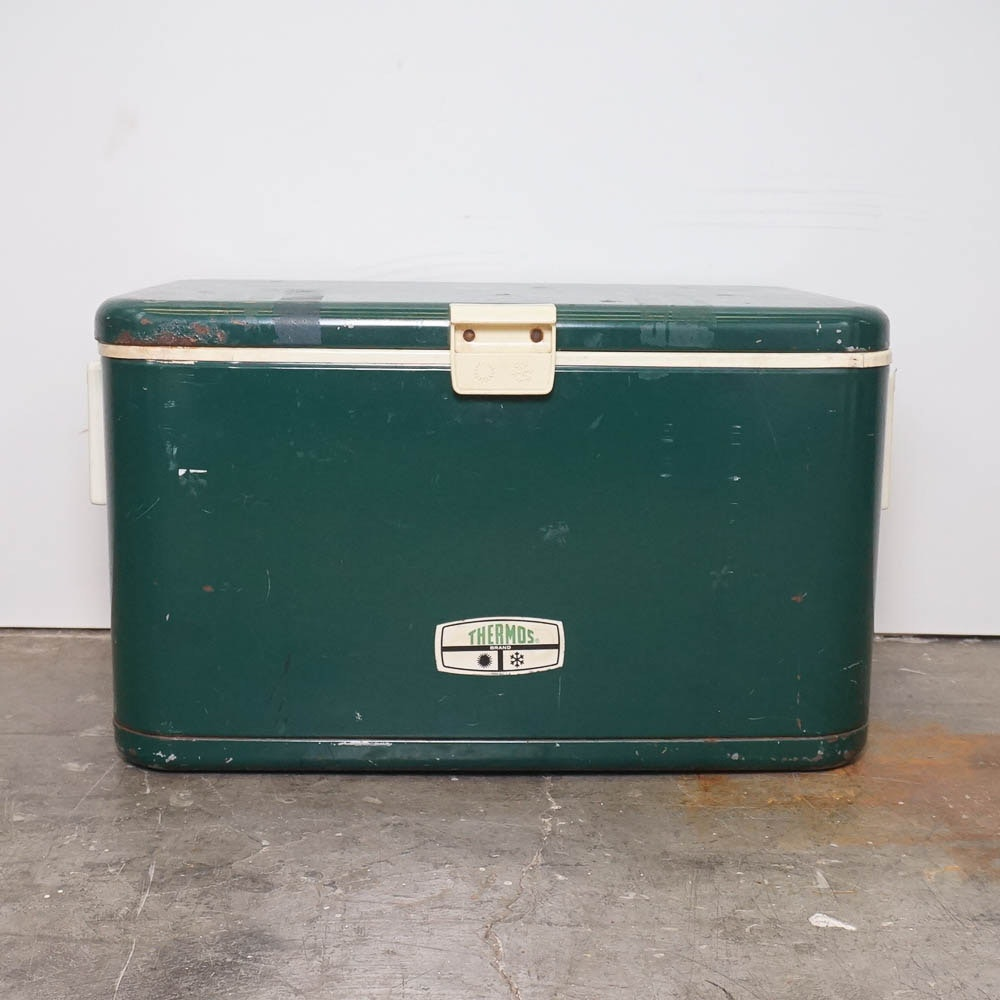 Vintage Cooler by Thermos