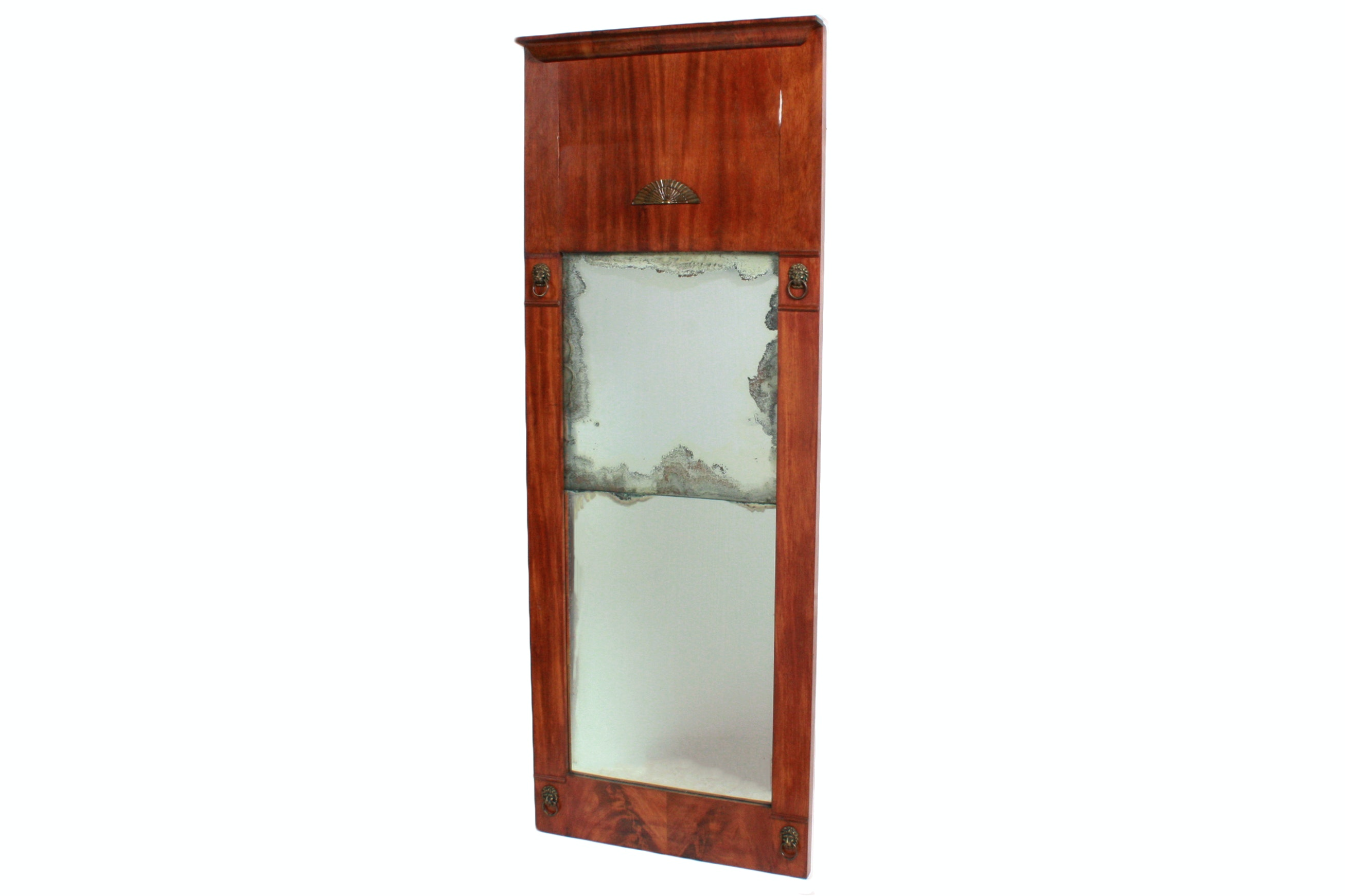 Swedish Biedermeier Style Pier Mirror