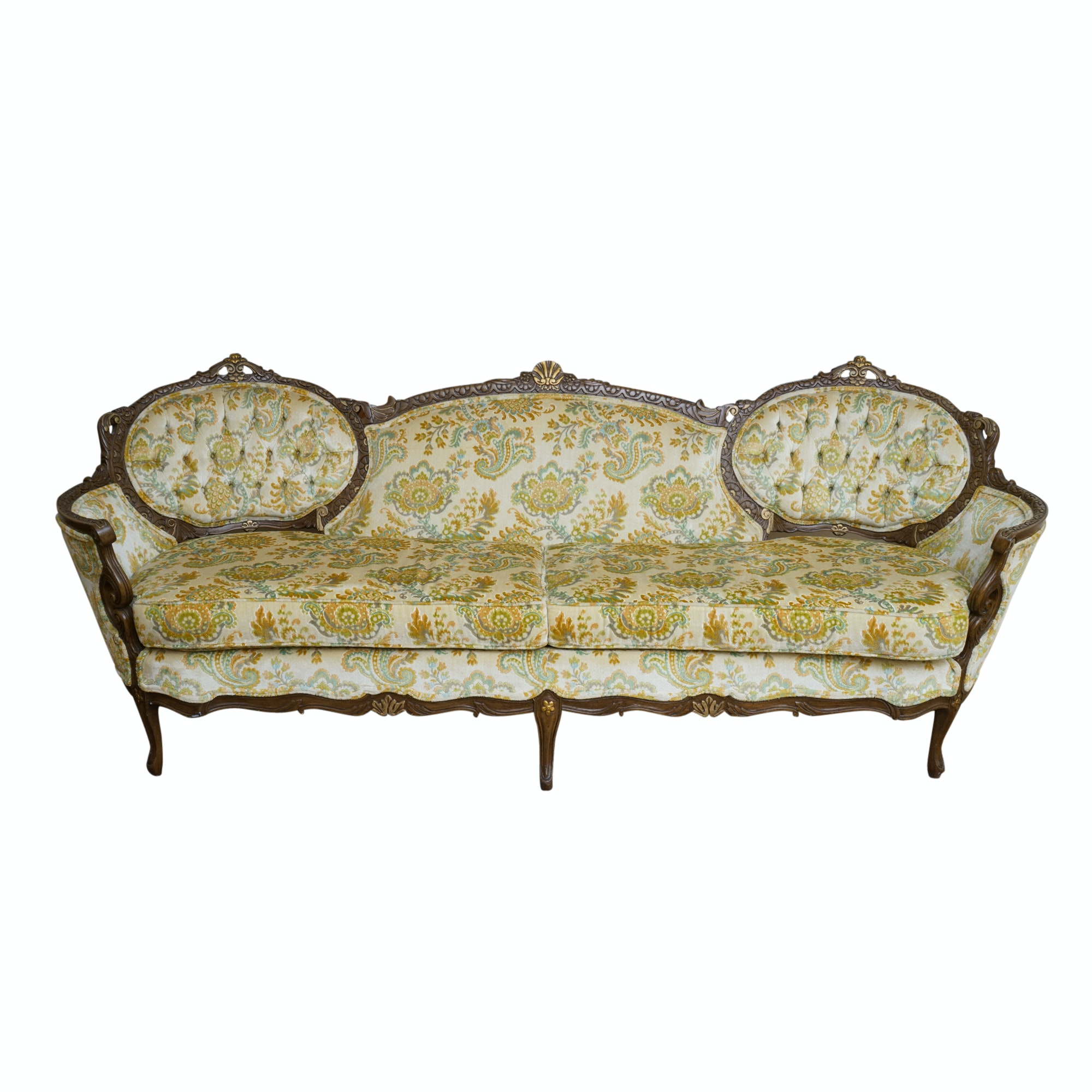 1930s French Style Sofa