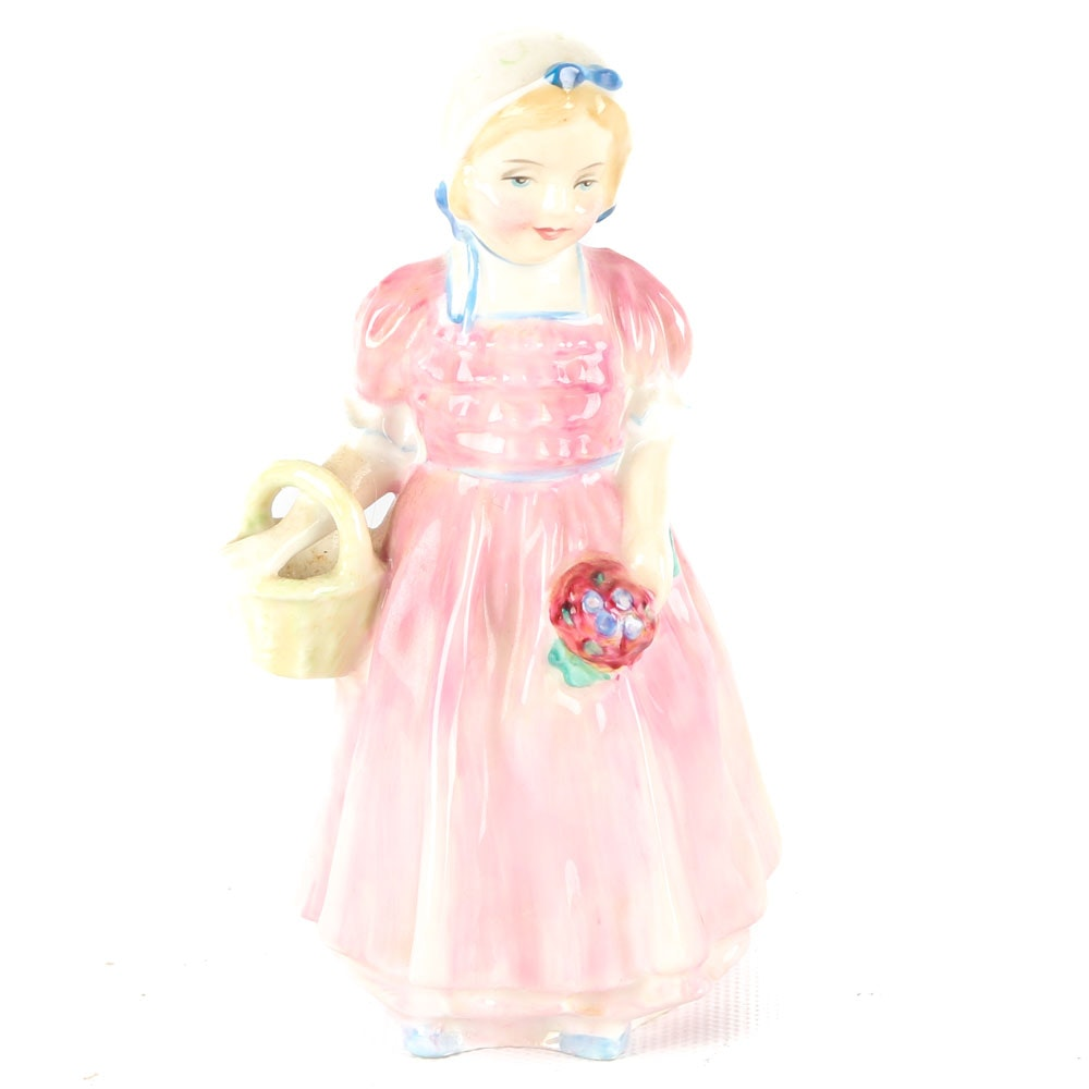 "Royal Doulton ""Tinkle Bell"" Figurine"