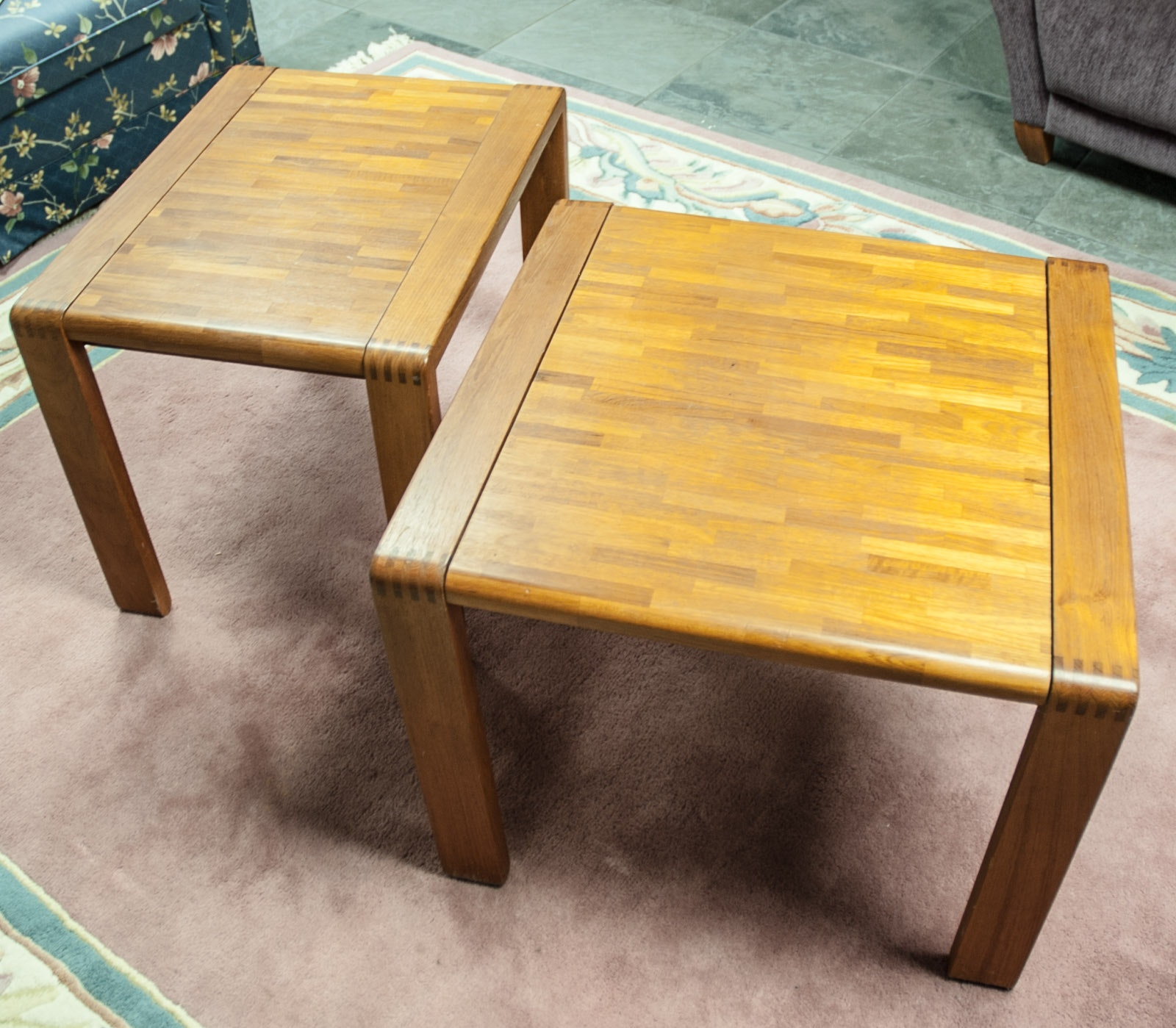 Side Tables by Dixie Furniture