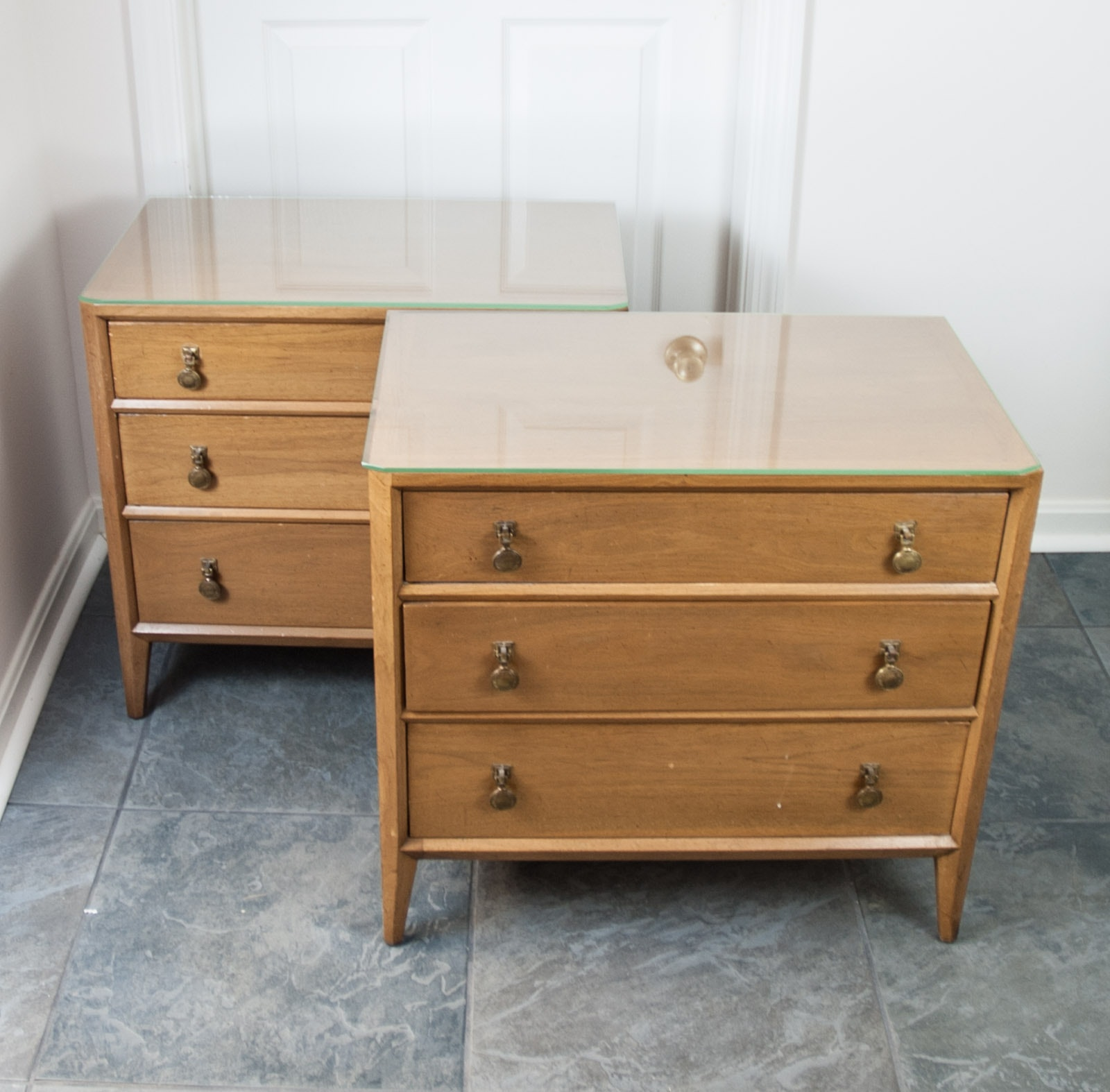 Mid-Century Nightstands by Mt. Airy