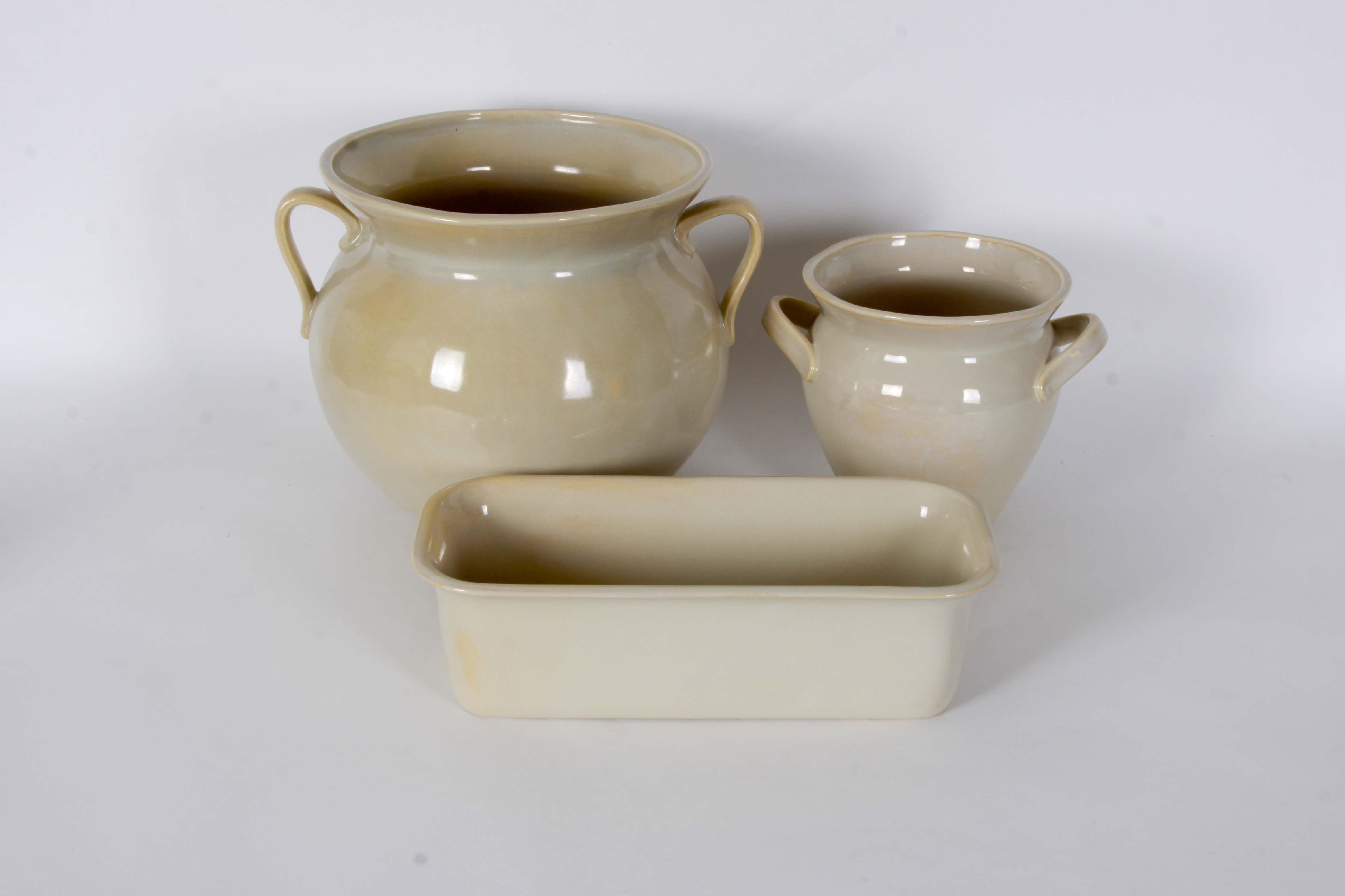 Pottery Barn Ceramic Decor