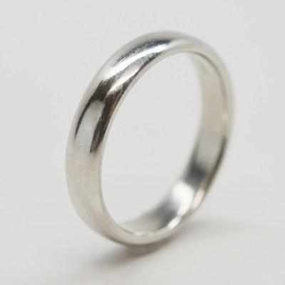 Tiffany & Company Platinum Ring