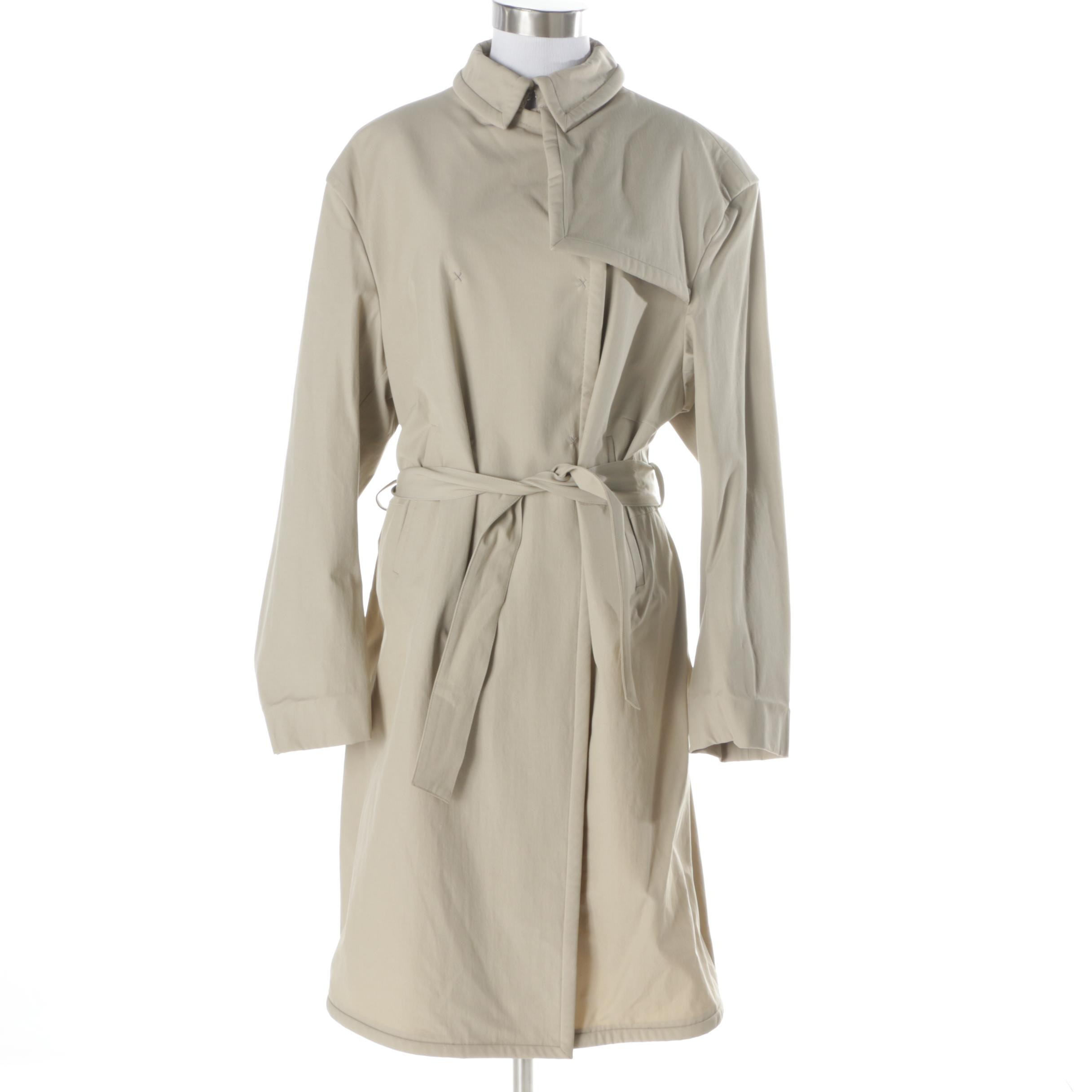Women's Burberry Prorsum Trench Coat