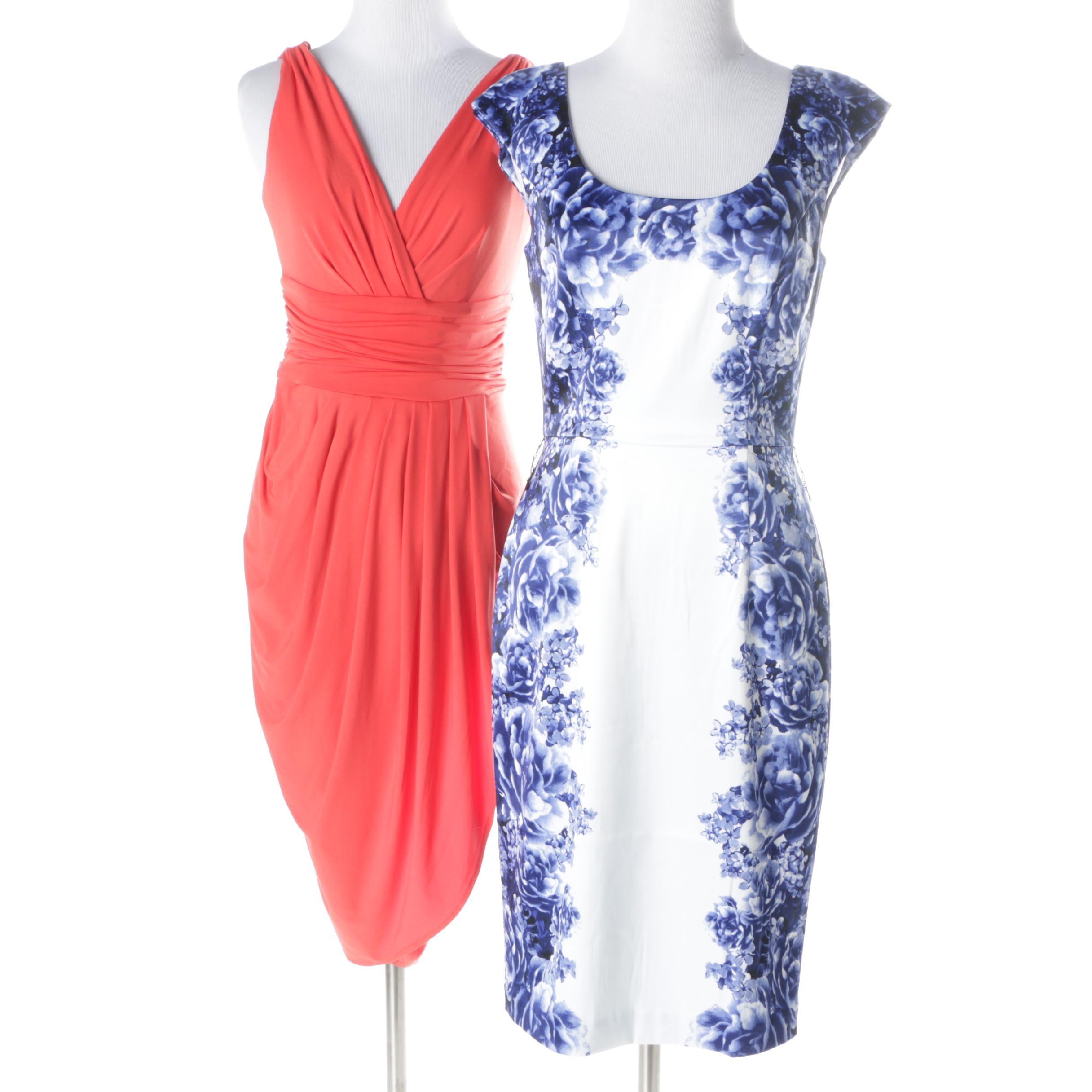 Women's Boston Proper and White House Black Market Fitted Dresses