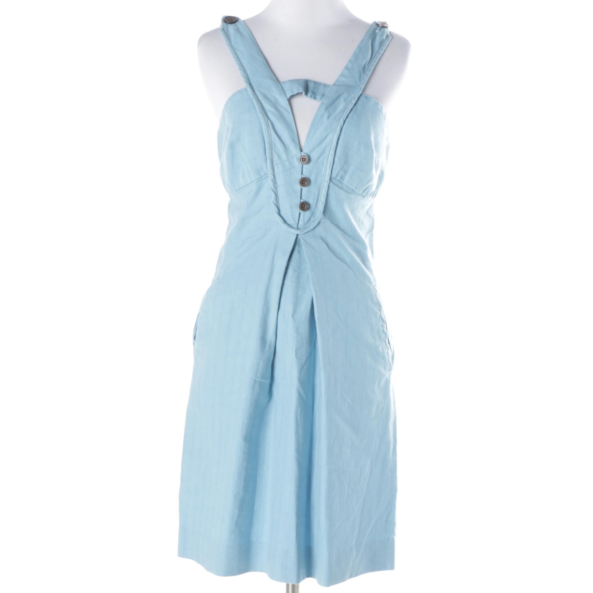 Women's Mayle Pinafore-Style Dress