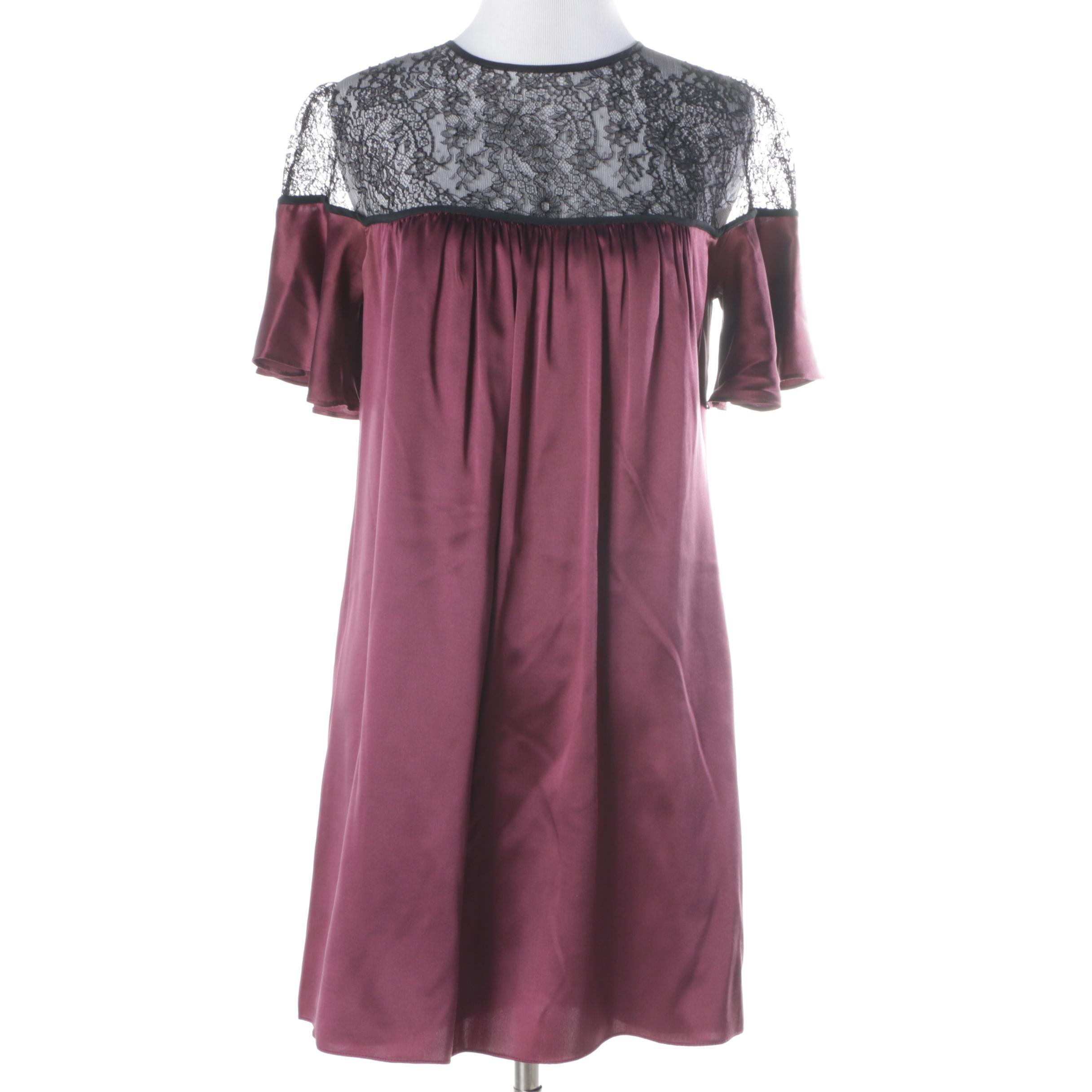 Women's Silk Dress By Katy Rodriguez