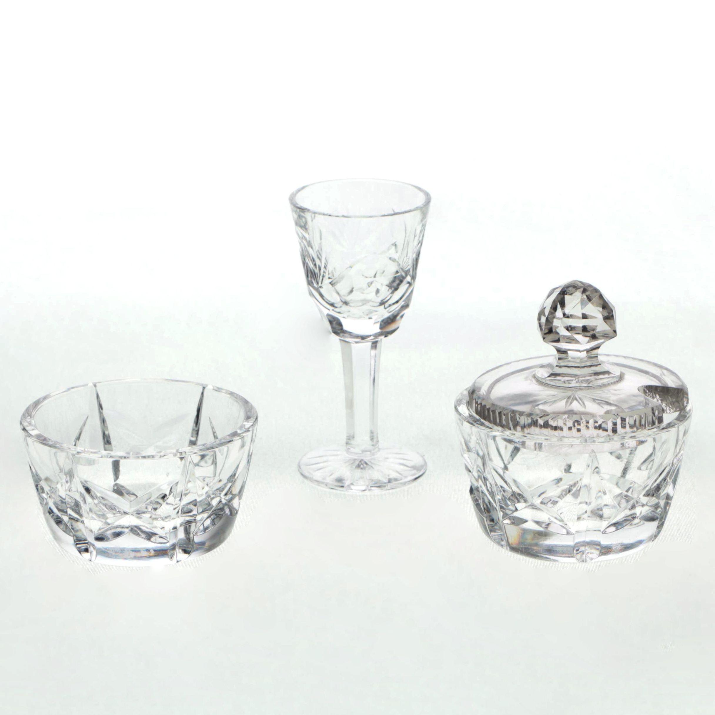 Waterford Crystal Glassware