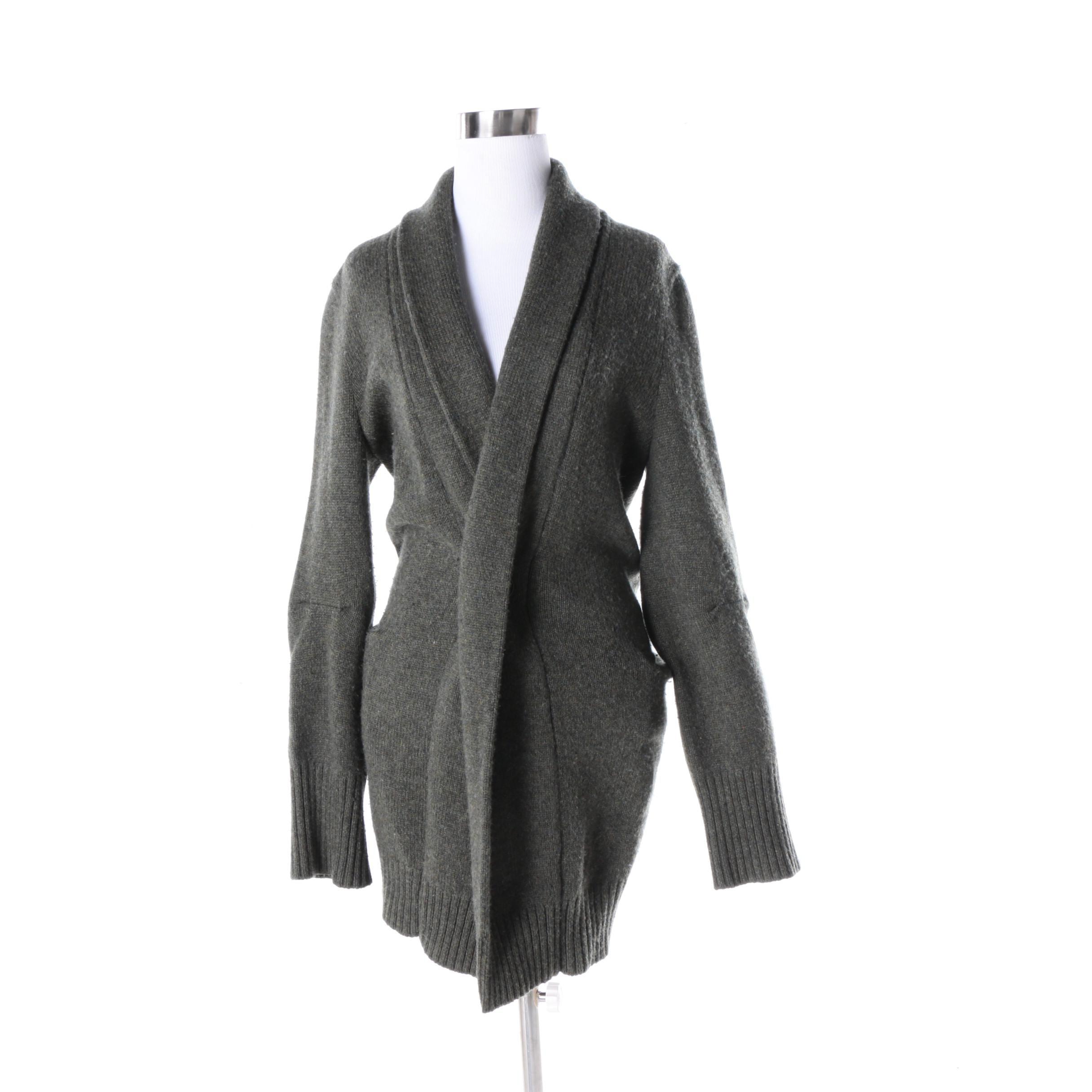Women's Vivienne Westwood Anglomania Wool Blend Cardigan