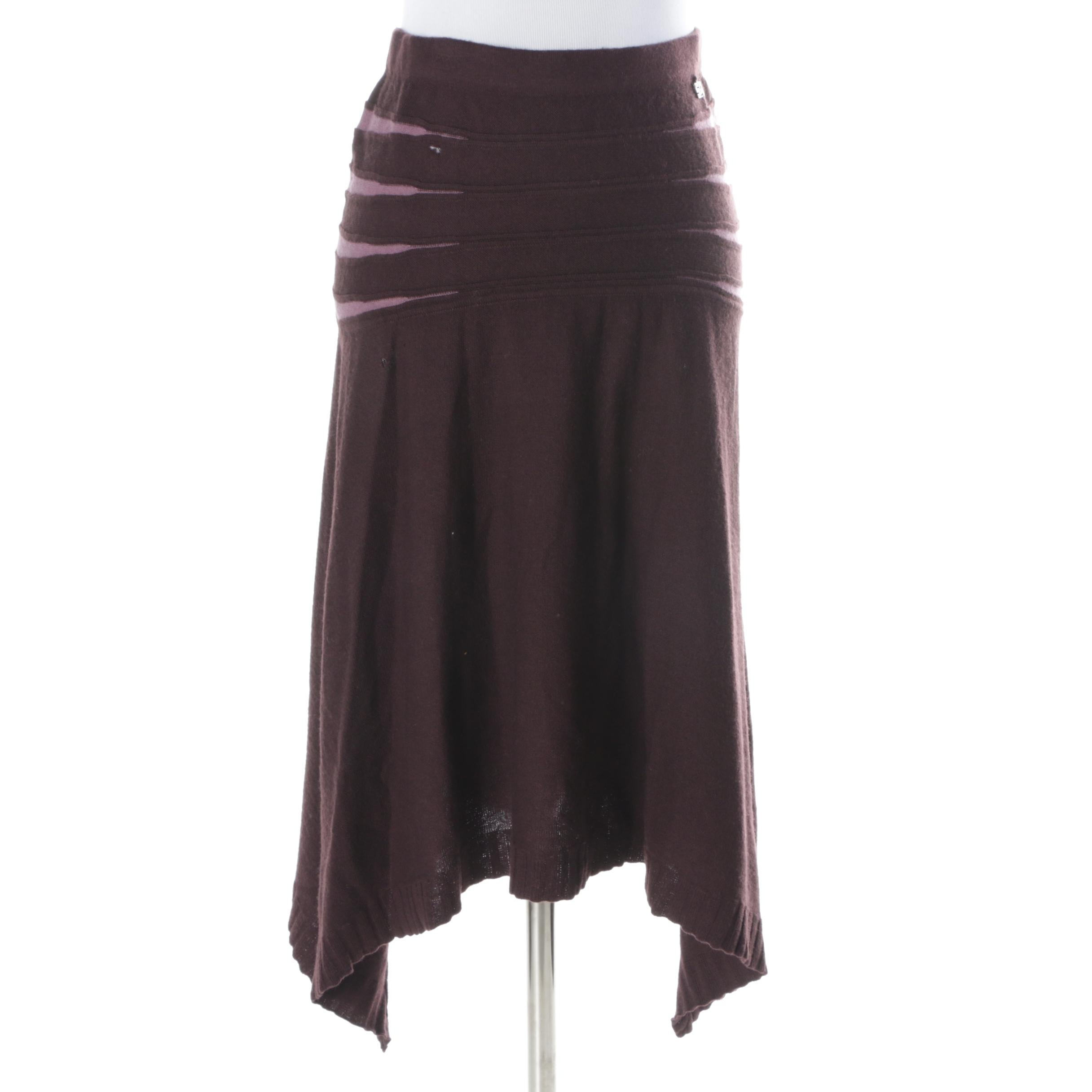 Sonia Rykiel Knit Skirt