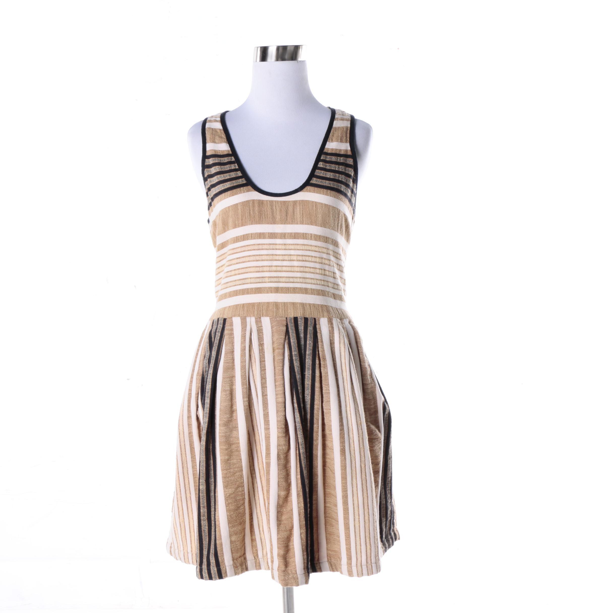Ace & Jig Striped Sleeveless Dress