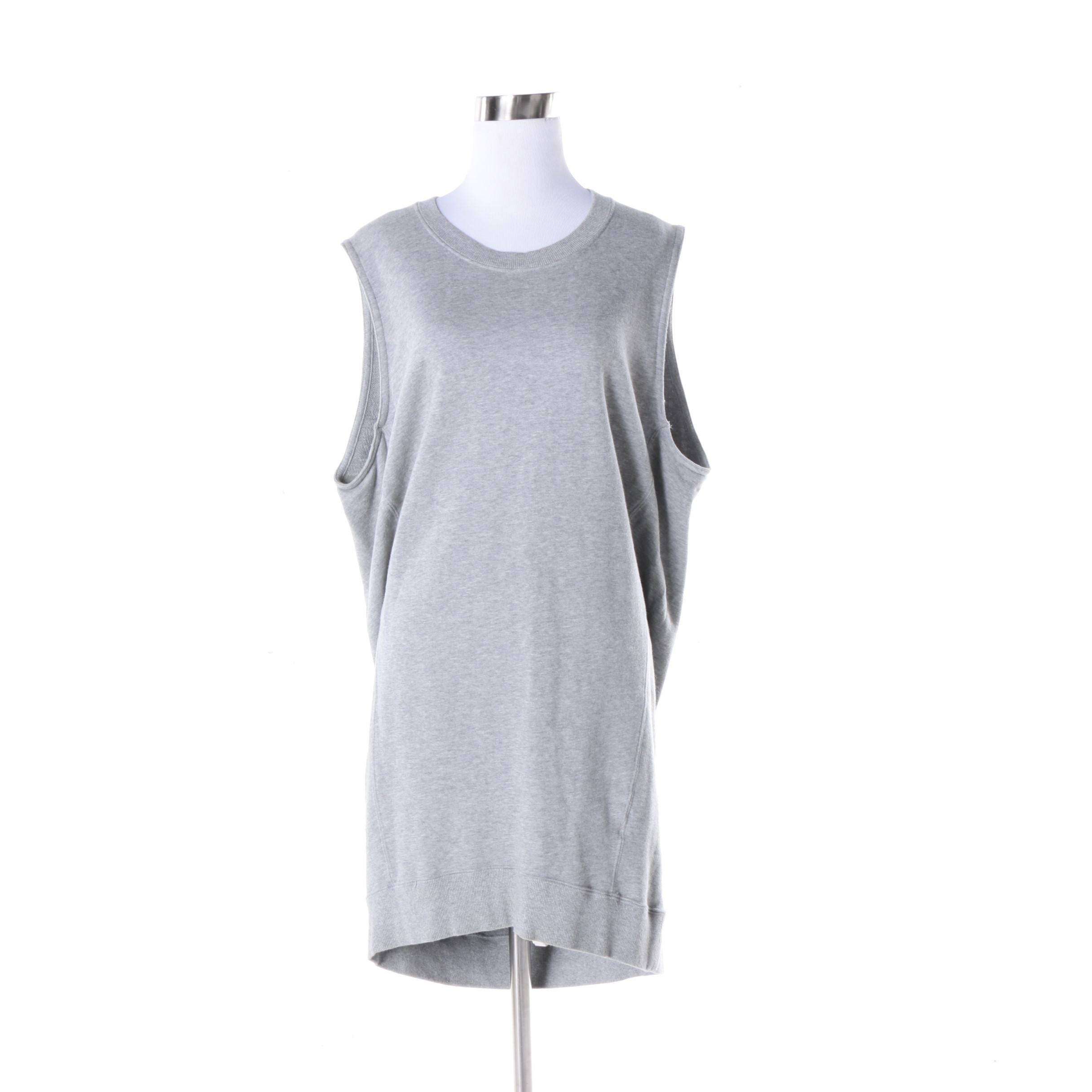 Acne Studios Sweatshirt Dress