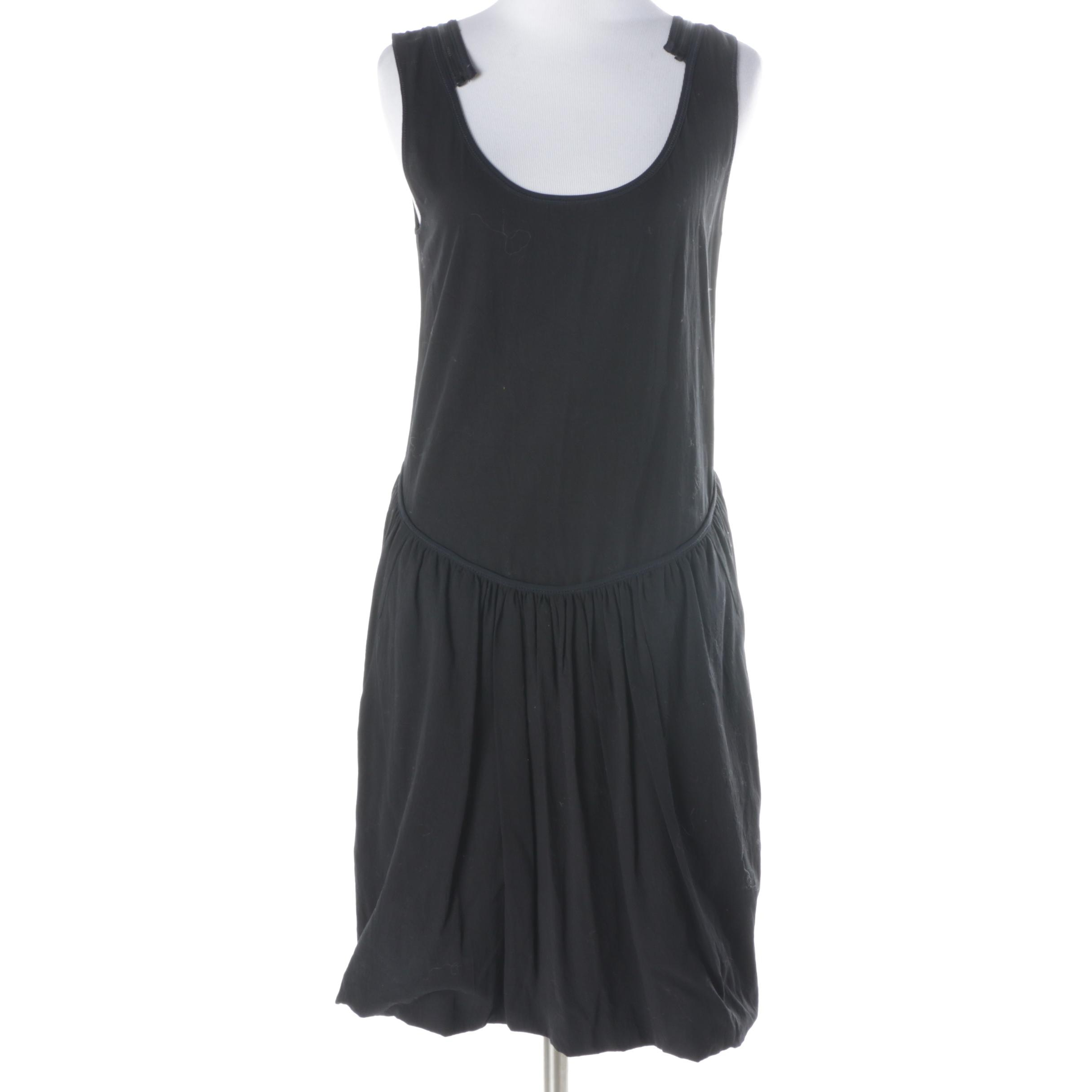 Prada Black Sleeveless Dress