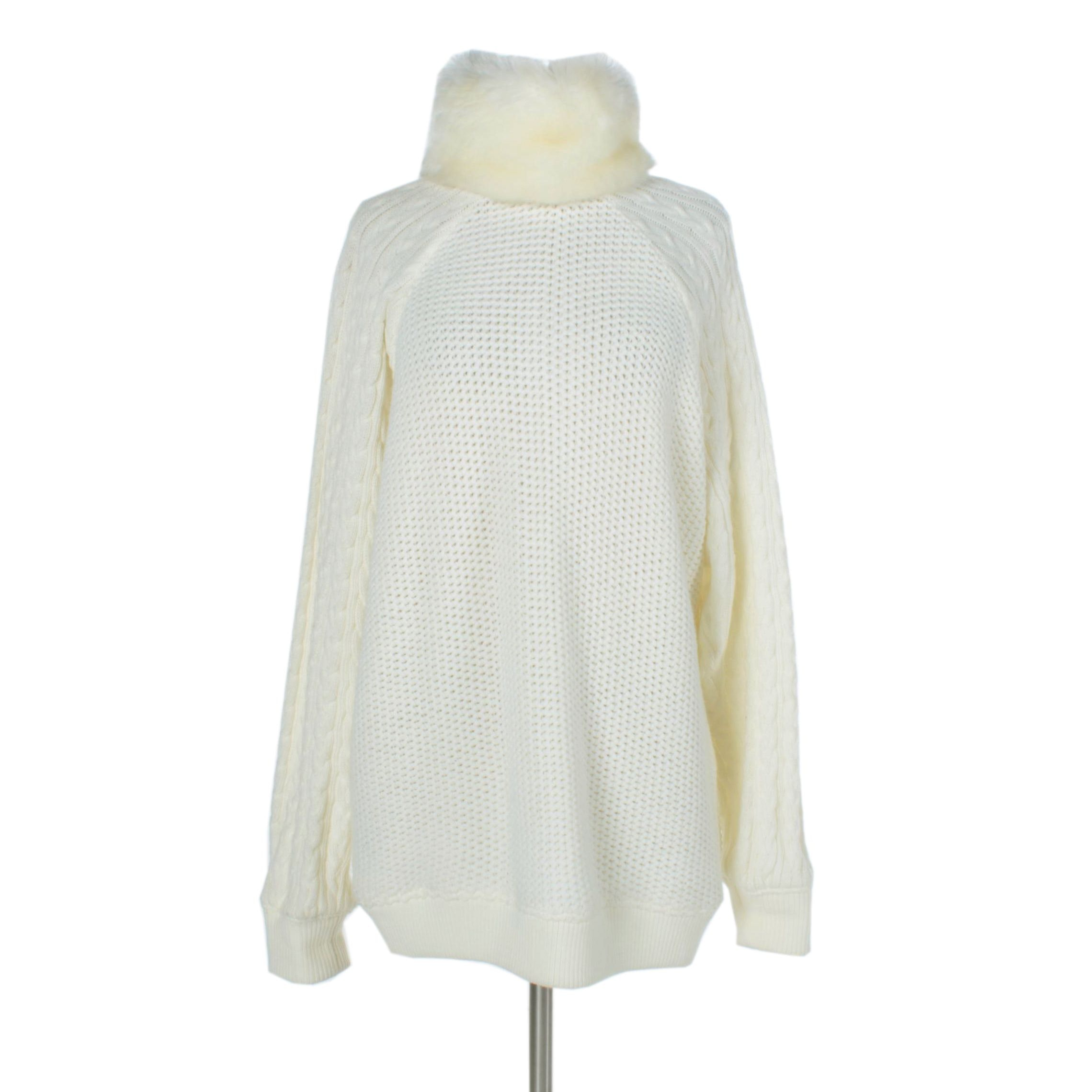 Women's Kaal E. Suktae Quarter Zip Sweater