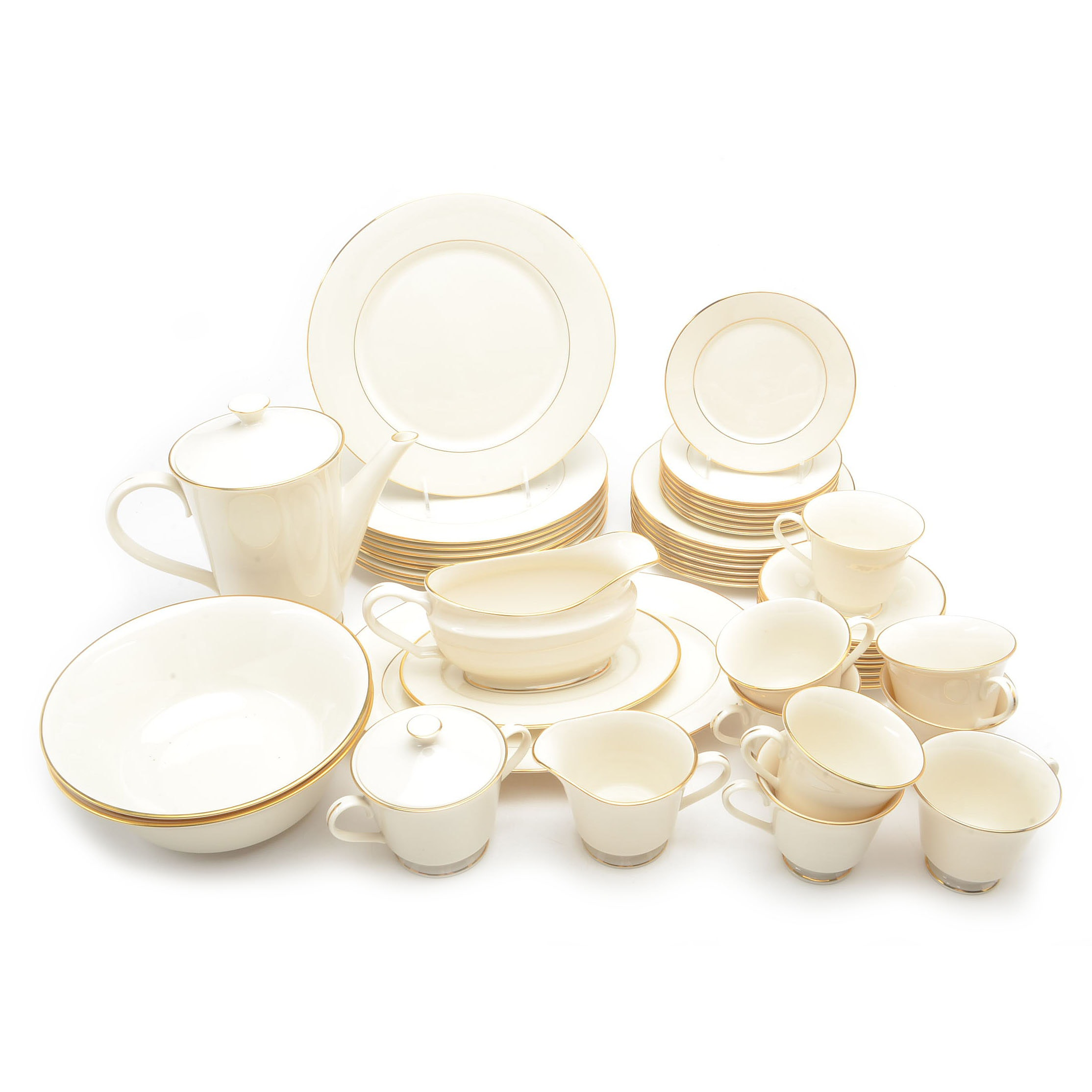 """Lenox """"Hayworth"""" from the Cosmopolitan Collection Dinnerware"""