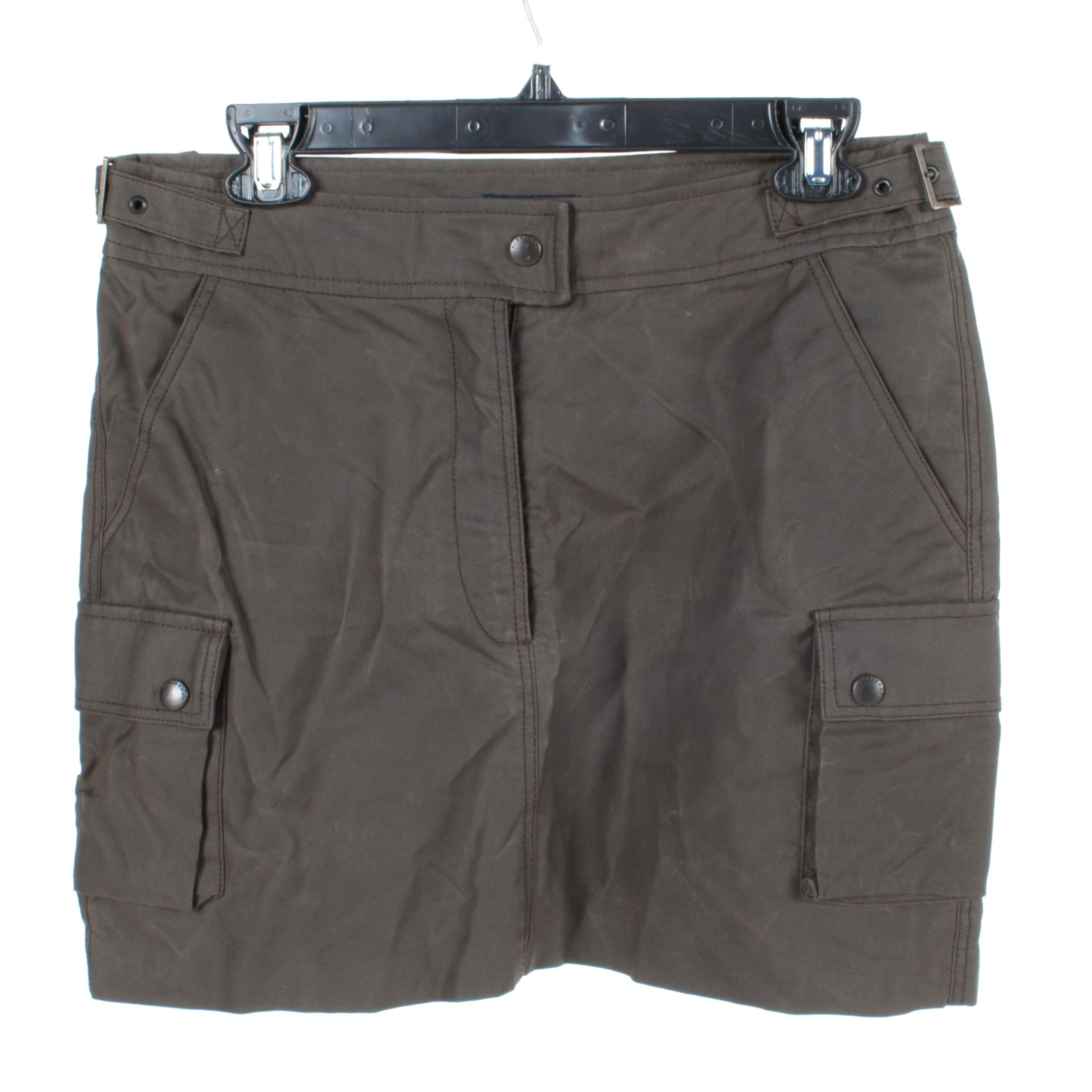 Burberry Cargo Skirt
