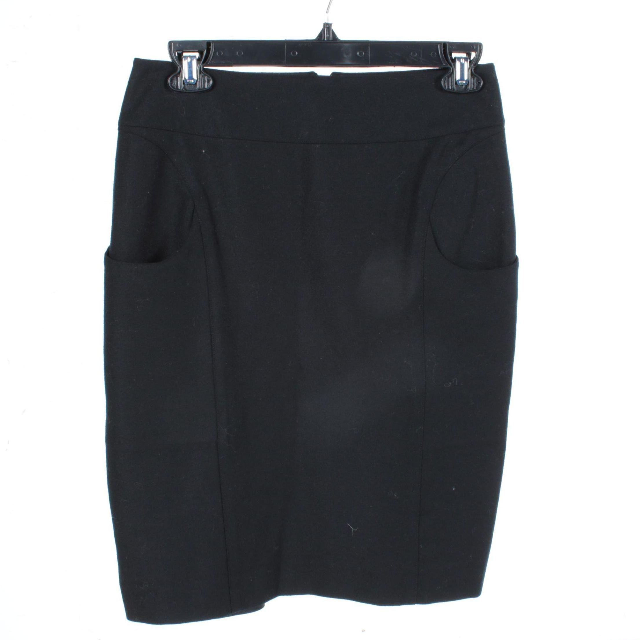 Claudie Pierlot Wool Blend Skirt