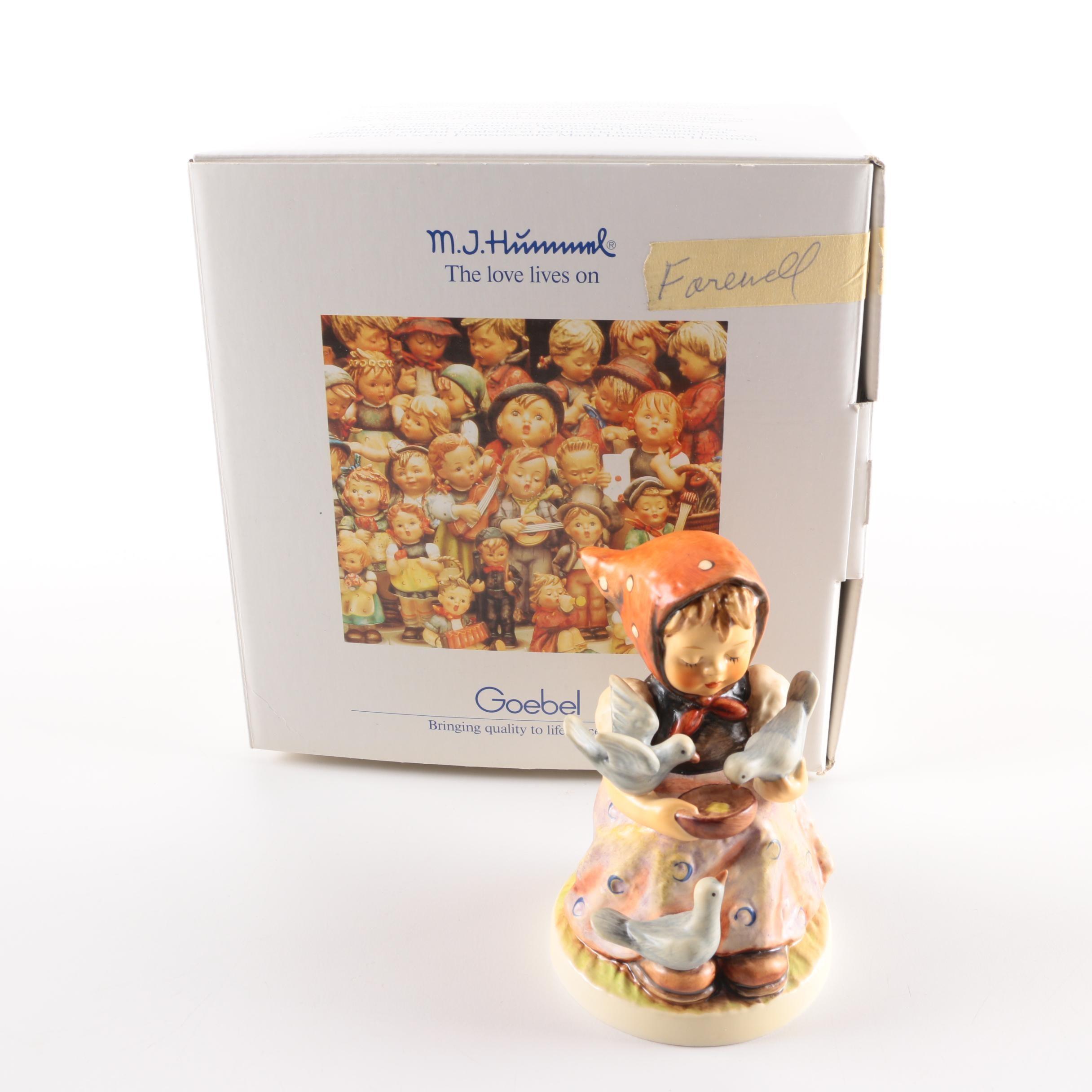 "M.I. Hummel ""Cinderella"" Figurine by Goebel"