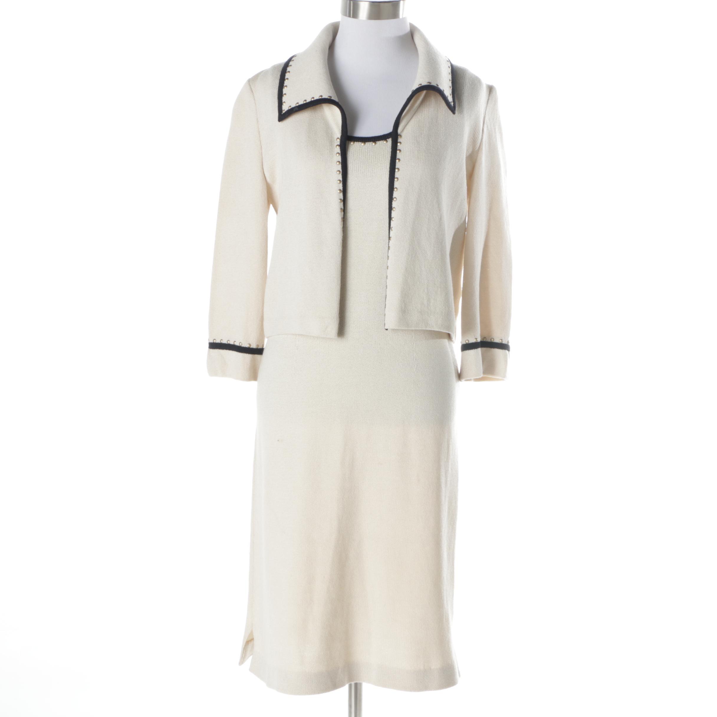 Women's St. John Collection Dress Set