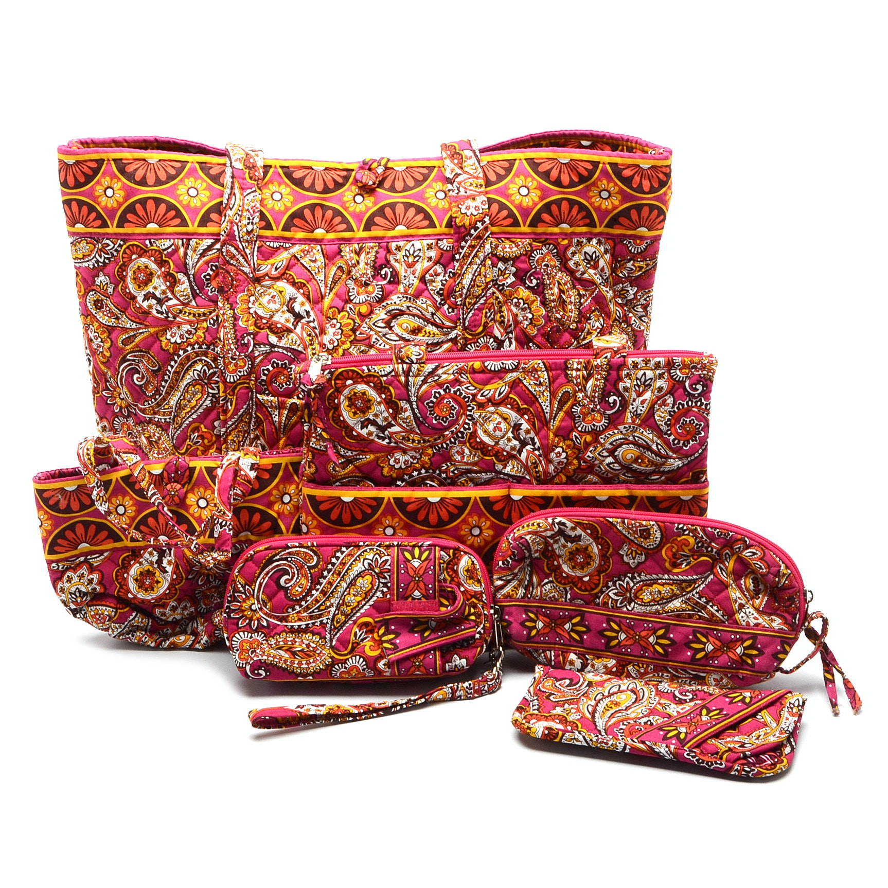 Stephanie Dawn's Sunset Paisley Collection Items