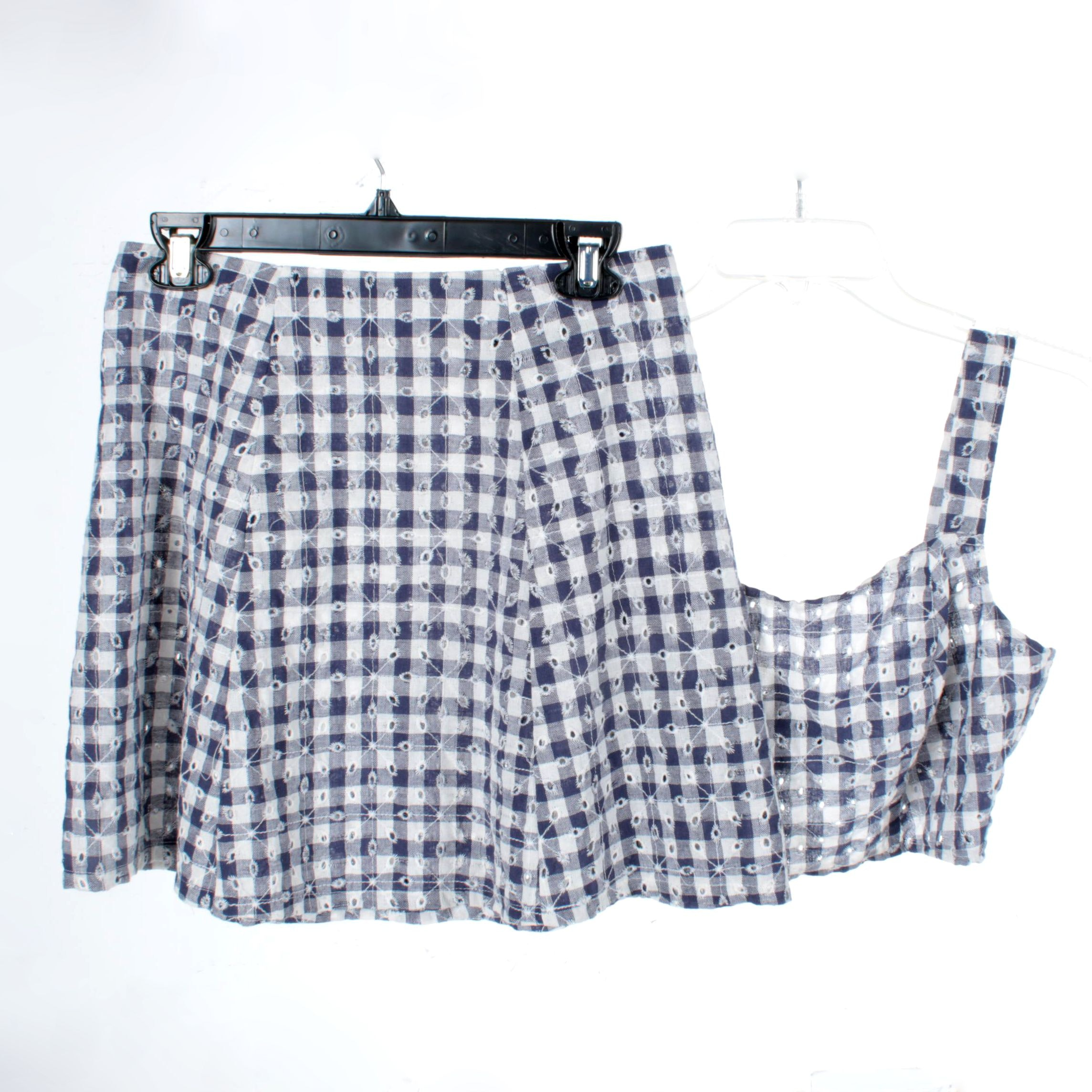 Women's Reformation Top and Skirt Set