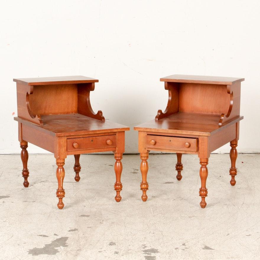 Vintage Mid Century End Tables