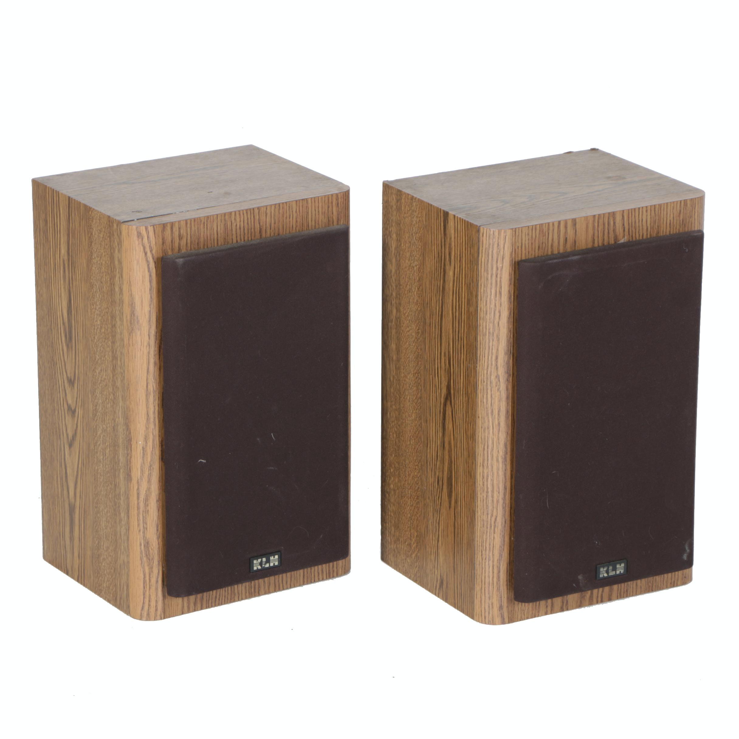 KLH Speakers
