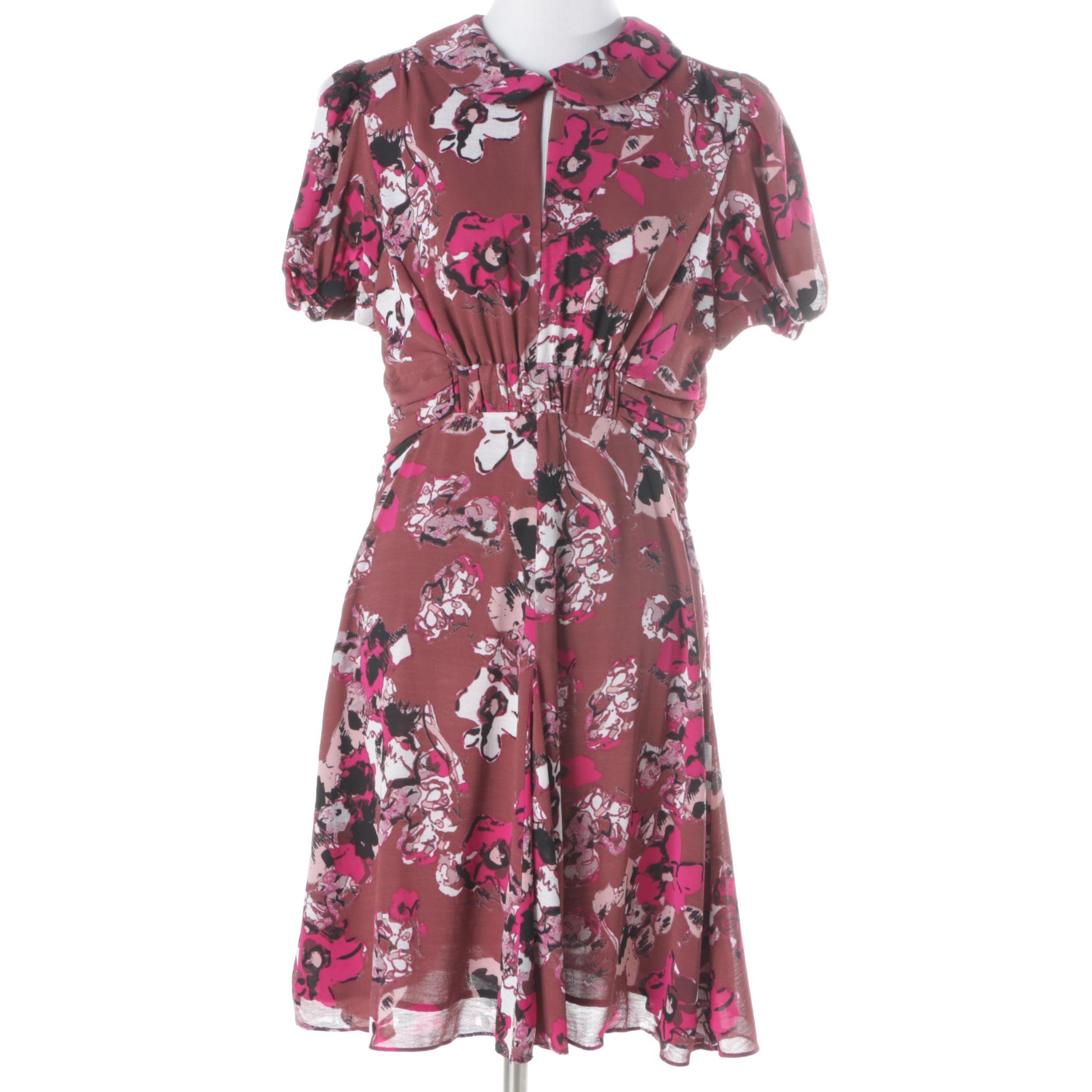 Karl Lagerfeld for Impulse Floral Dress