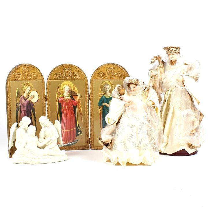 Religious Decor Assortment