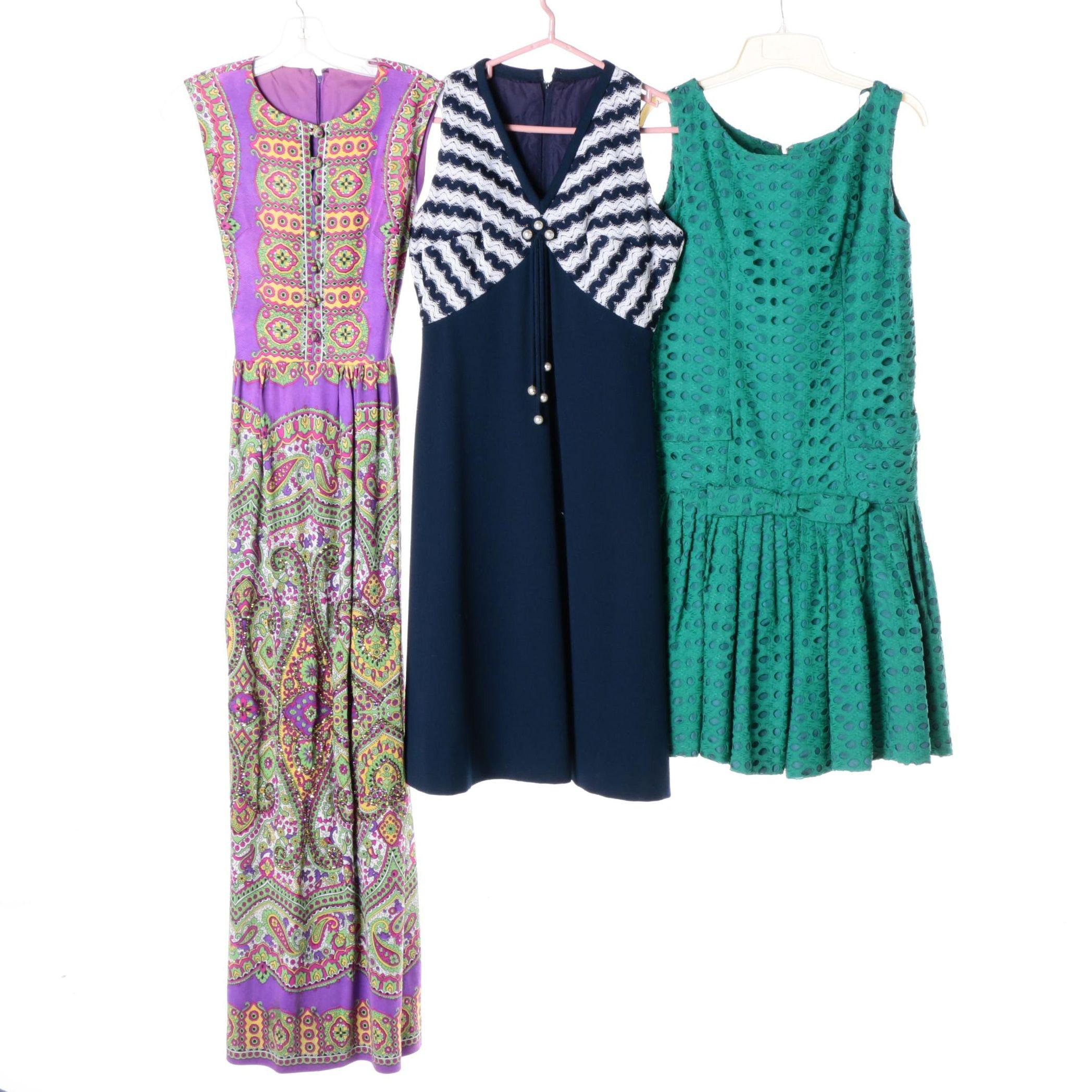 Women's Circa 1970s Vintage Dresses