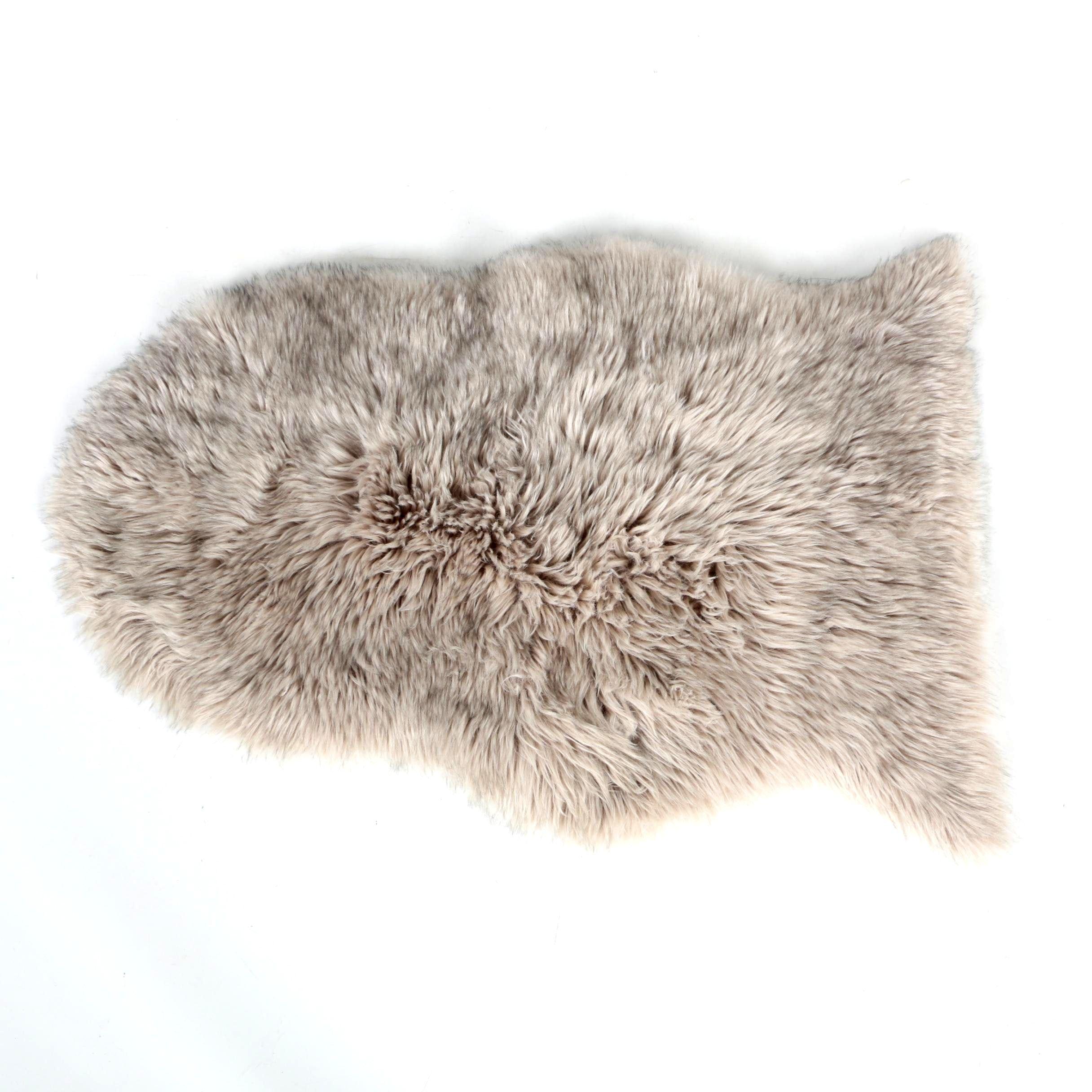 Fake Fur Mat